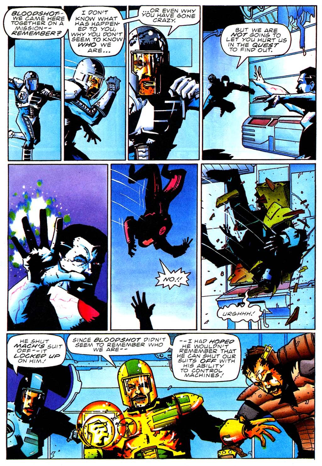 Read online Secret Weapons comic -  Issue #20 - 4