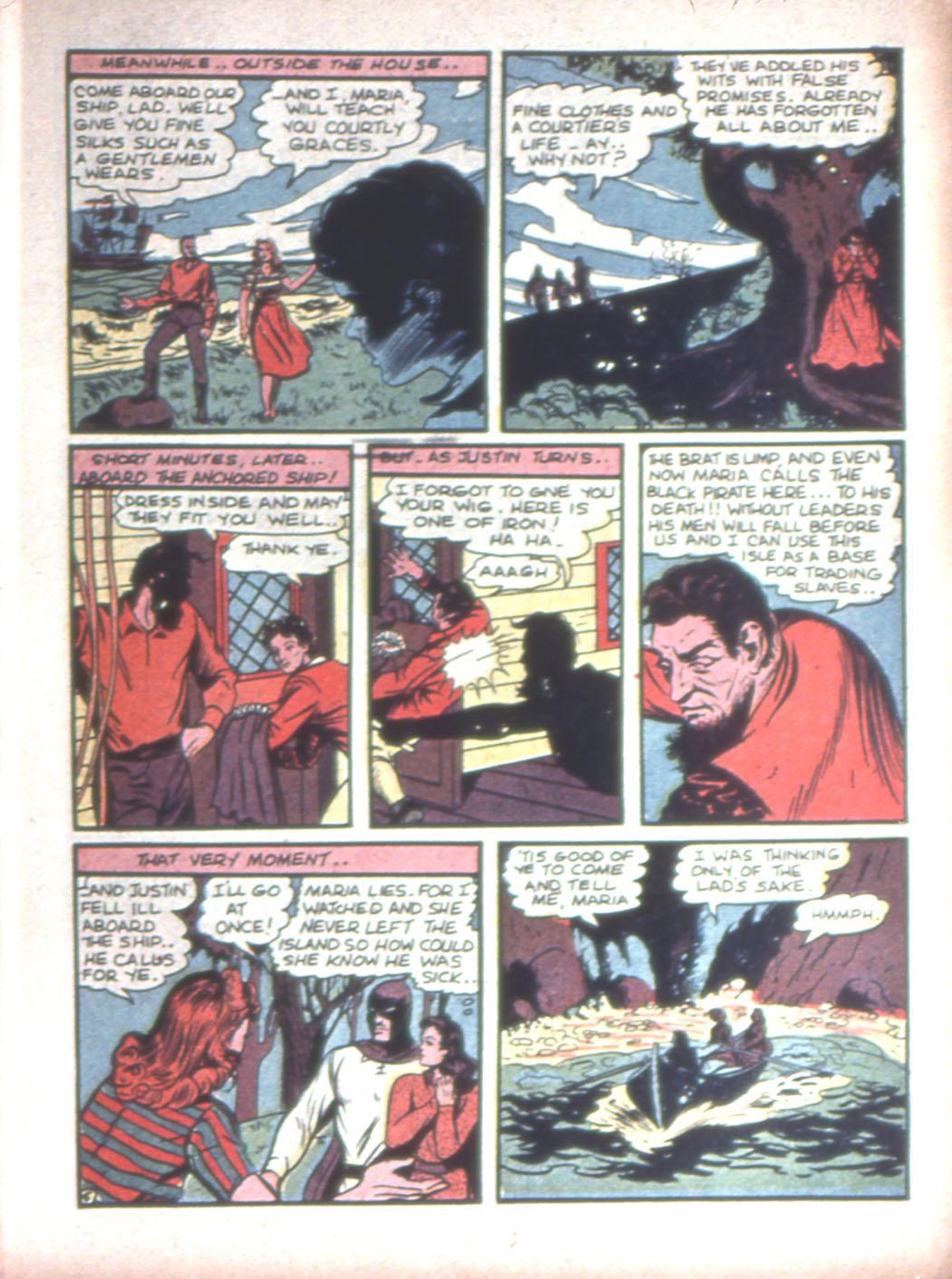 Read online Sensation (Mystery) Comics comic -  Issue #15 - 21