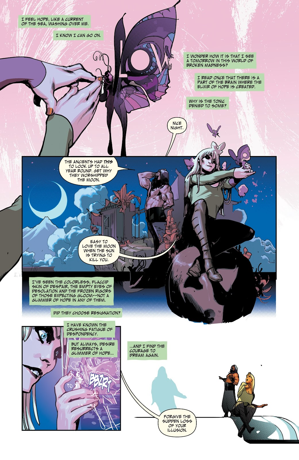 Read online Low comic -  Issue #22 - 3