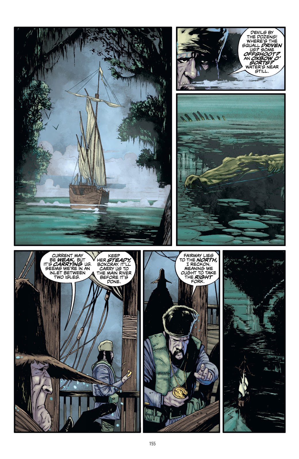 Read online The Witcher Omnibus comic -  Issue # TPB (Part 2) - 56