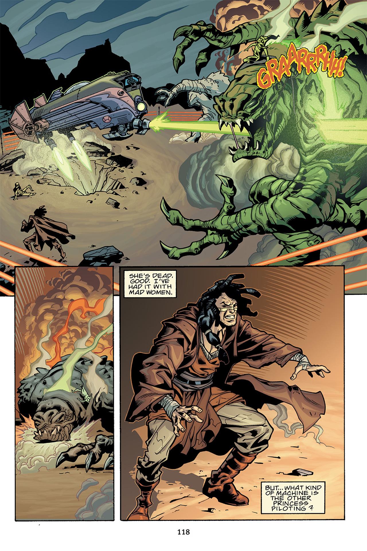 Read online Star Wars Omnibus comic -  Issue # Vol. 15 - 115