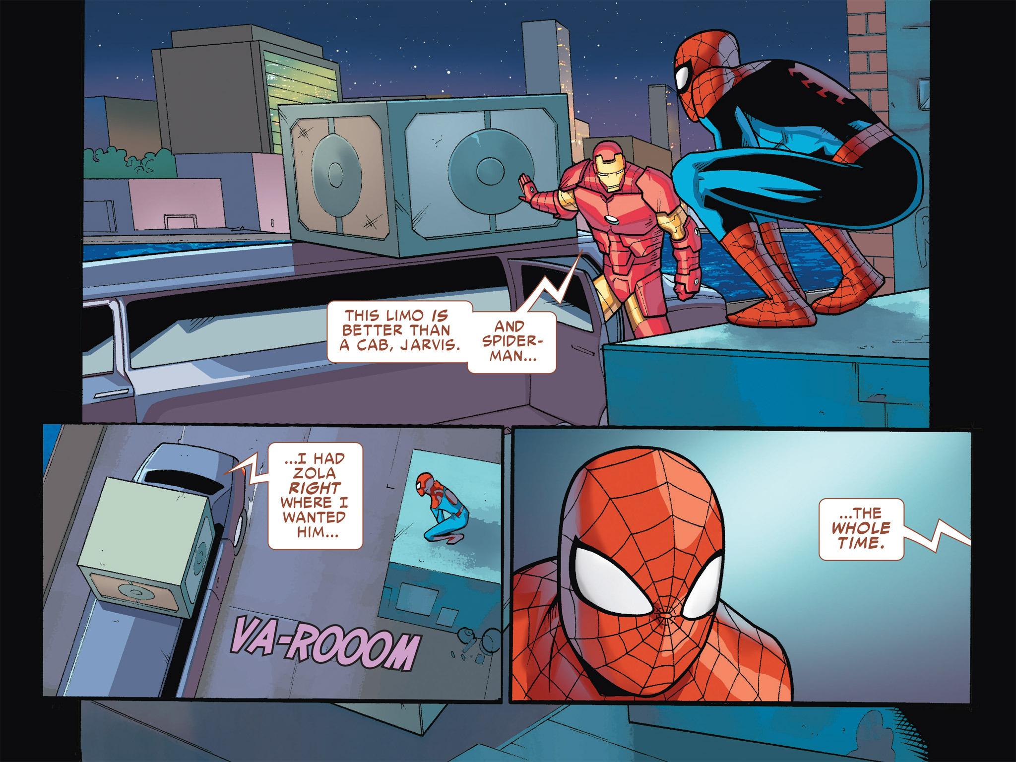 Read online Ultimate Spider-Man (Infinite Comics) (2016) comic -  Issue #5 - 49