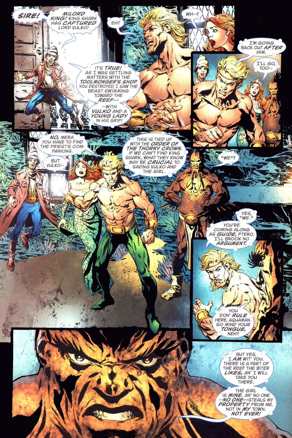 Read online Aquaman: Sword of Atlantis comic -  Issue #47 - 5