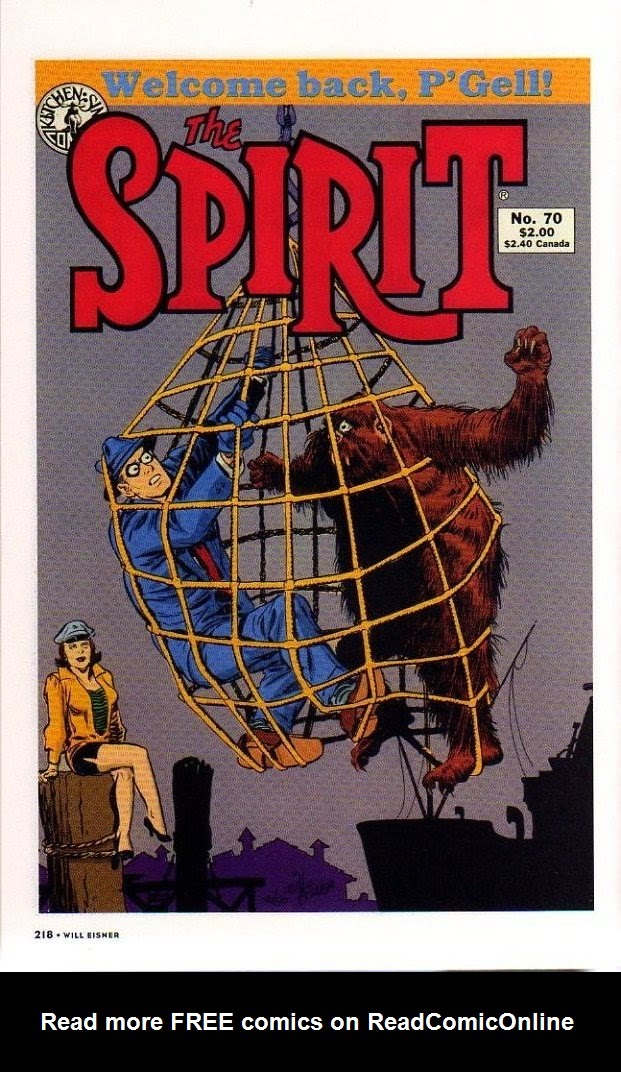 Read online Will Eisner's The Spirit Archives comic -  Issue # TPB 26 (Part 3) - 25