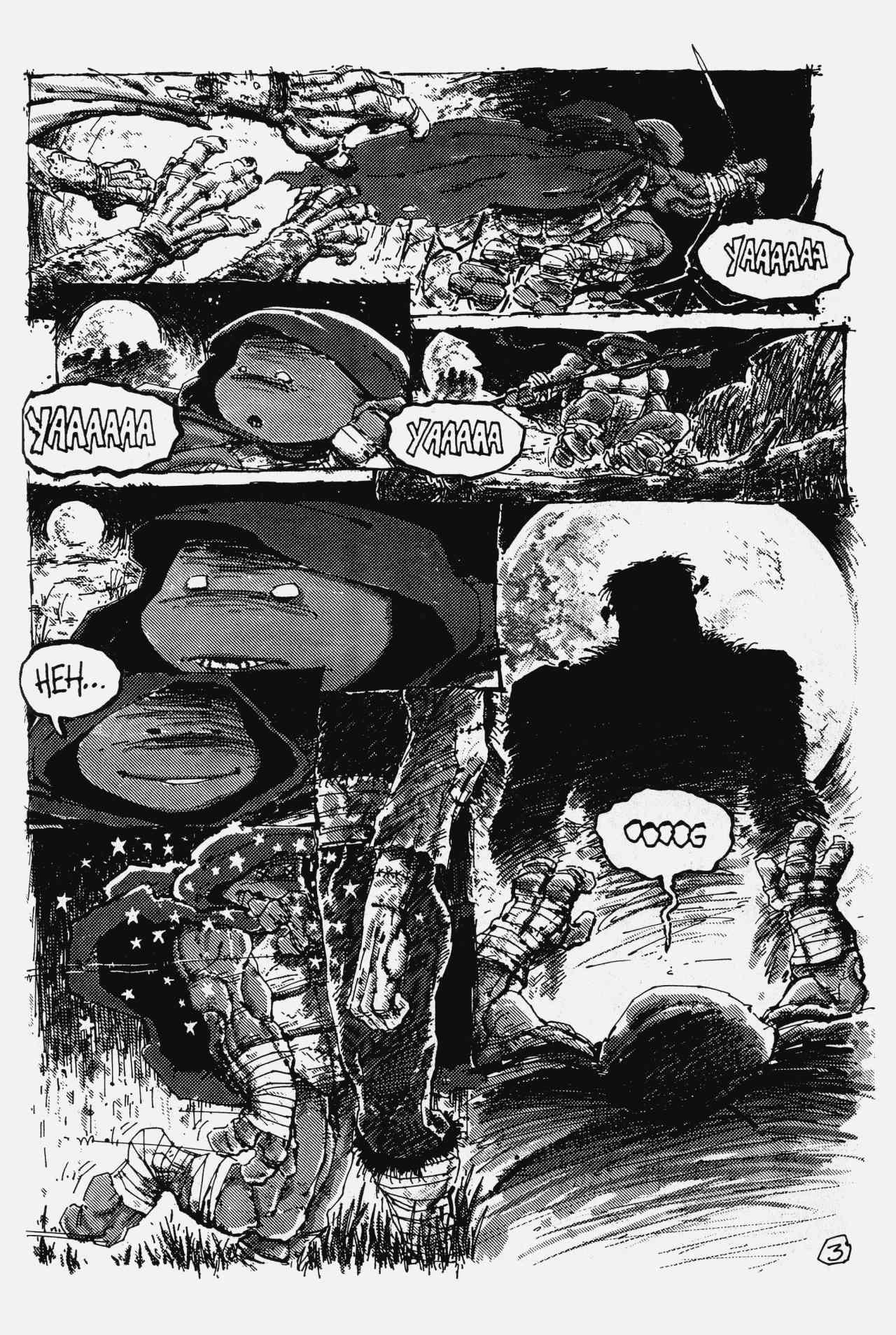 Read online Shell Shock comic -  Issue # Full - 93