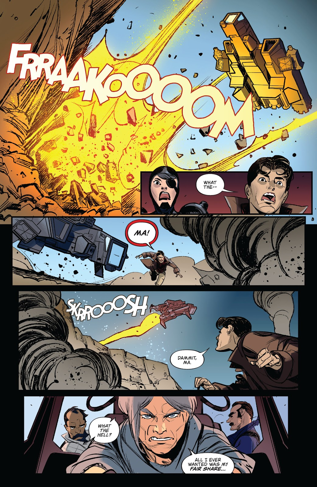 Read online Firefly: The Outlaw Ma Reynolds comic -  Issue # Full - 23
