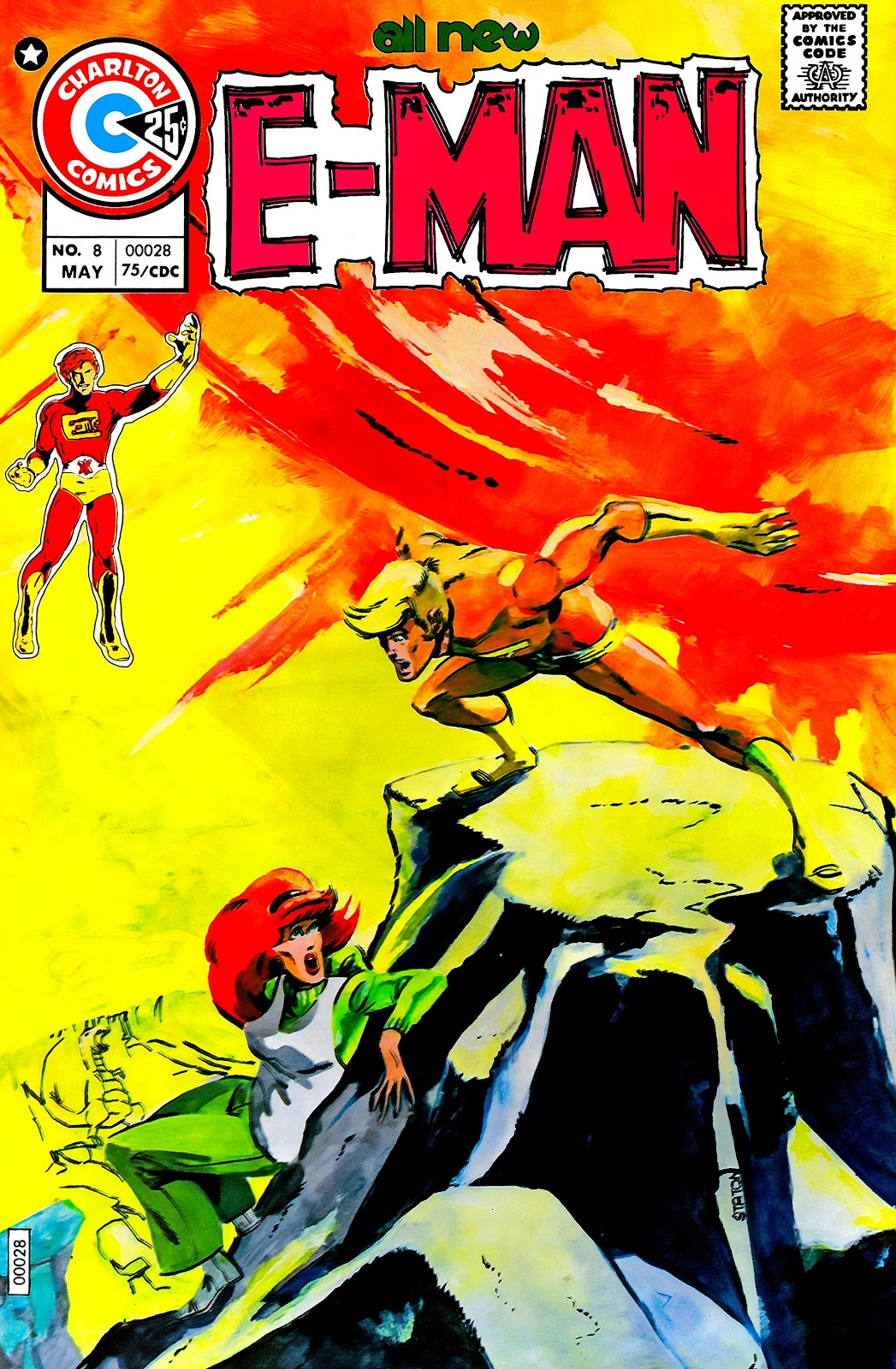 E-Man (1973) issue 8 - Page 1
