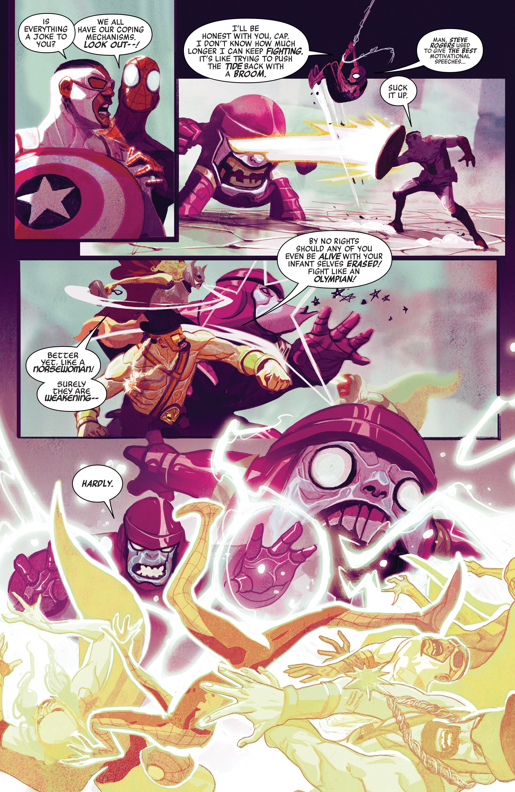 Read online Avengers (2016) comic -  Issue #3 - 13