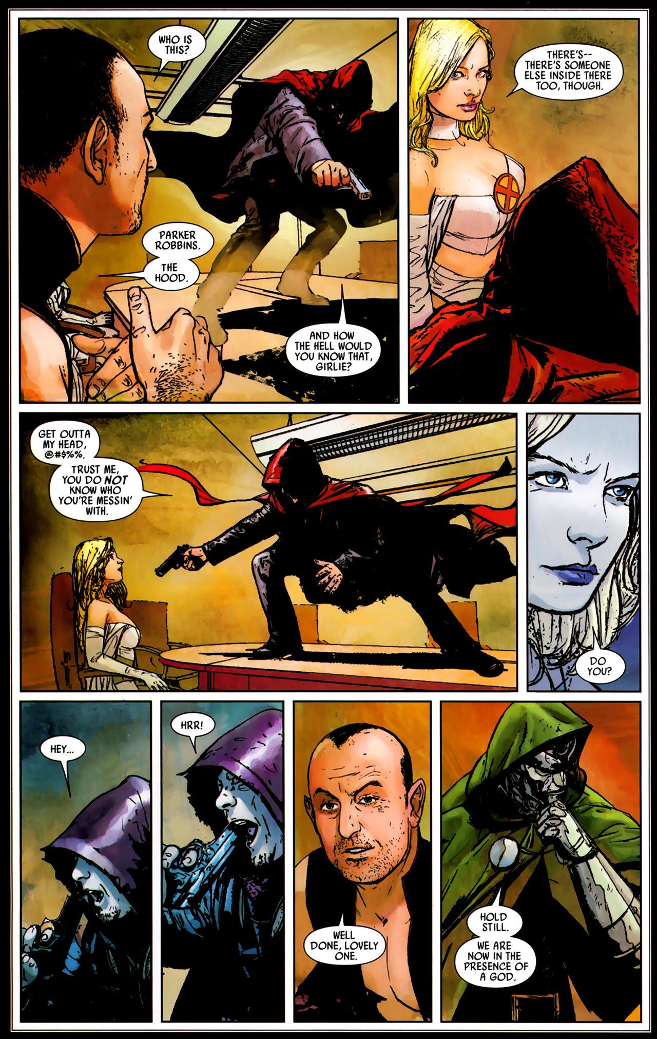 Read online Secret Invasion: Dark Reign comic -  Issue # Full - 9