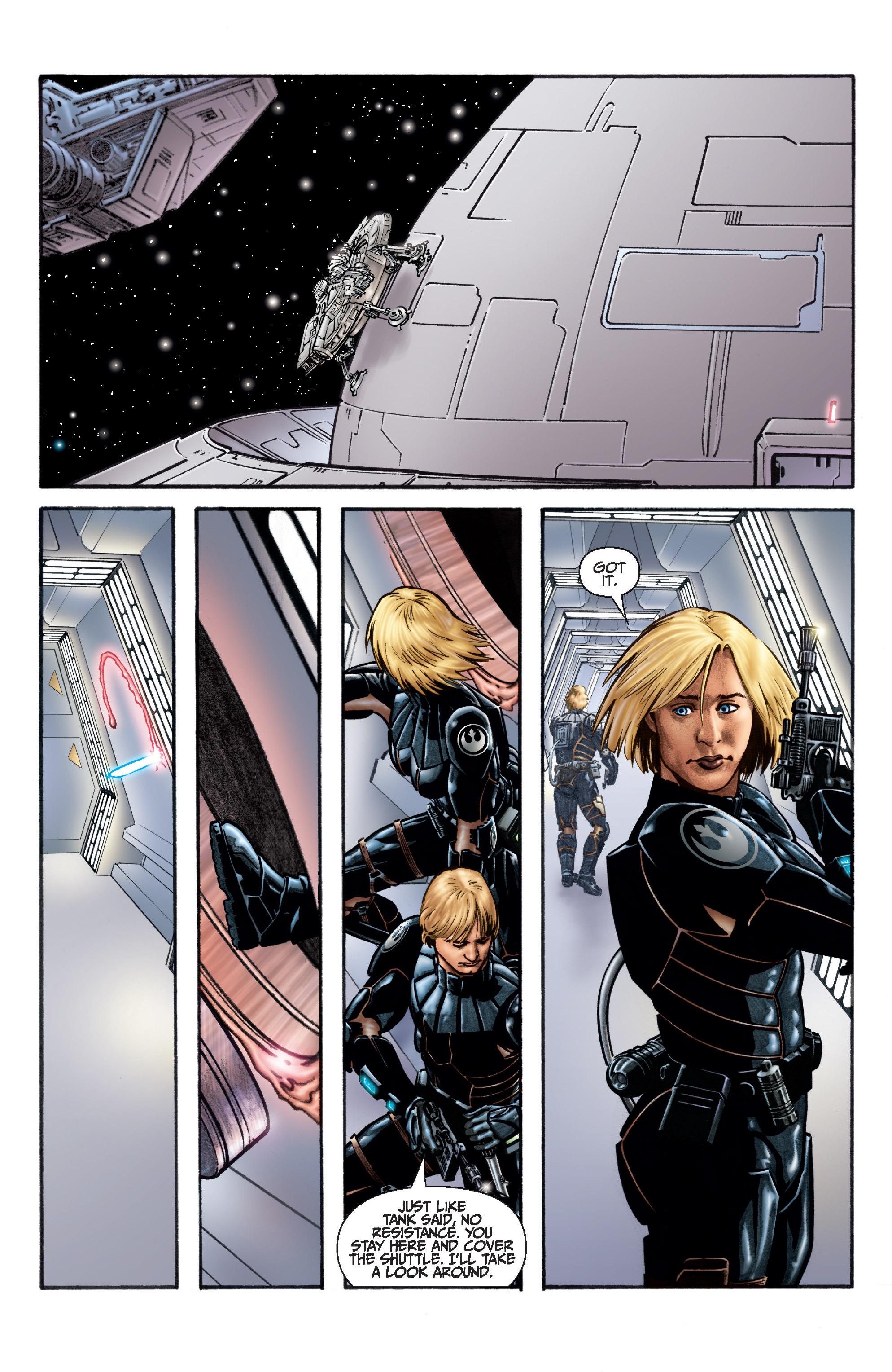 Read online Star Wars Omnibus comic -  Issue # Vol. 22 - 386