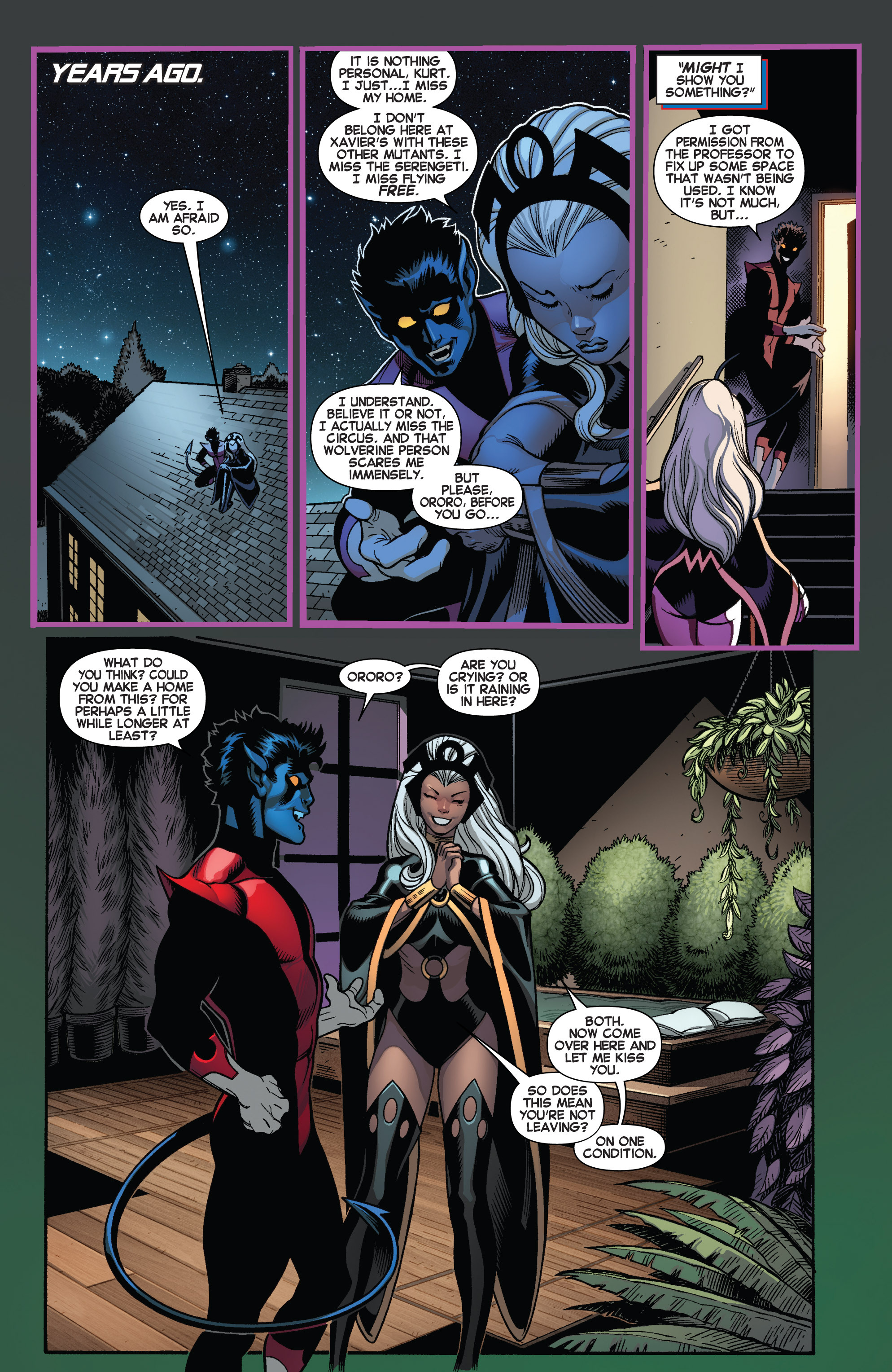 Read online Amazing X-Men (2014) comic -  Issue #3 - 18