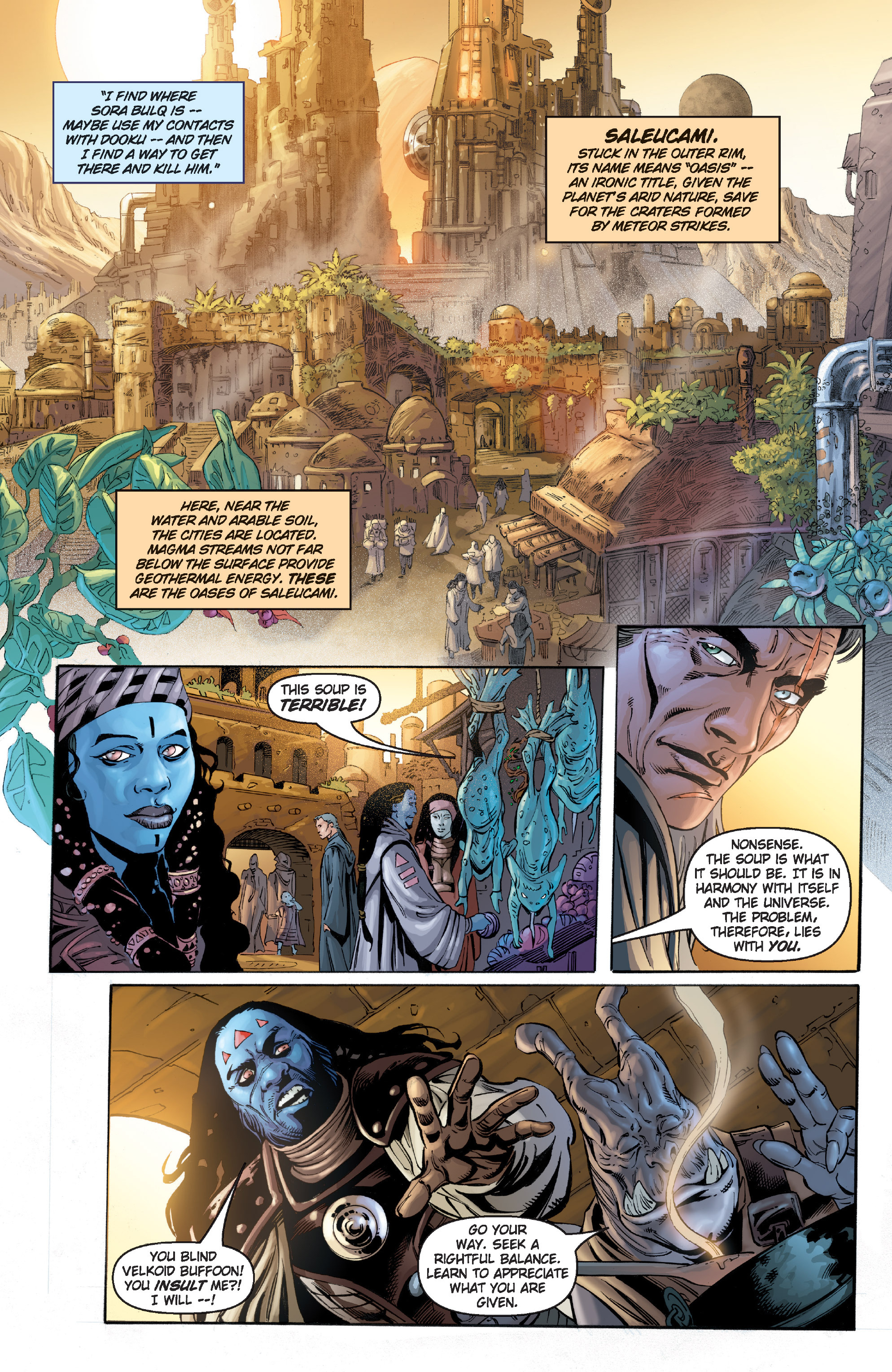 Read online Star Wars Omnibus comic -  Issue # Vol. 26 - 242
