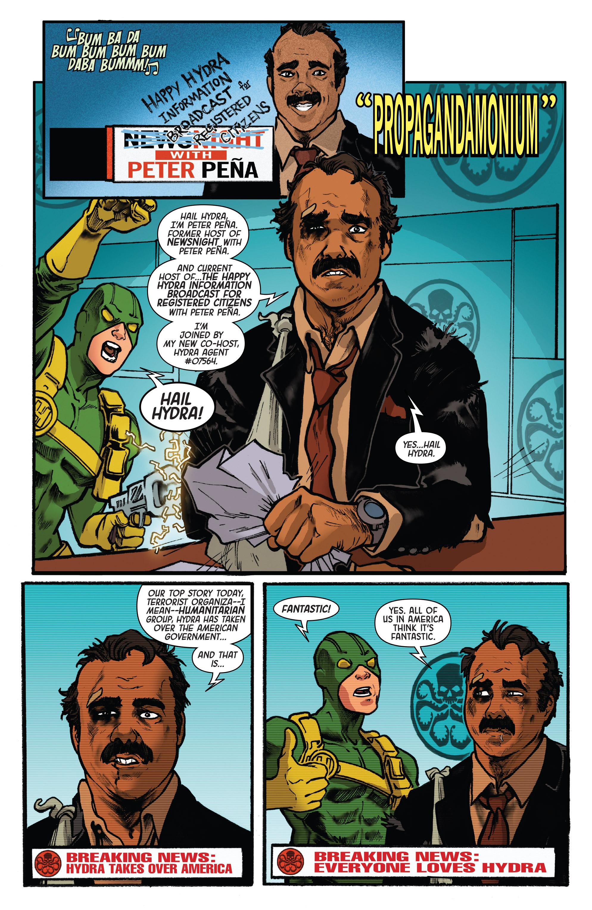 Read online Secret Empire: Brave New World comic -  Issue #1 - 18