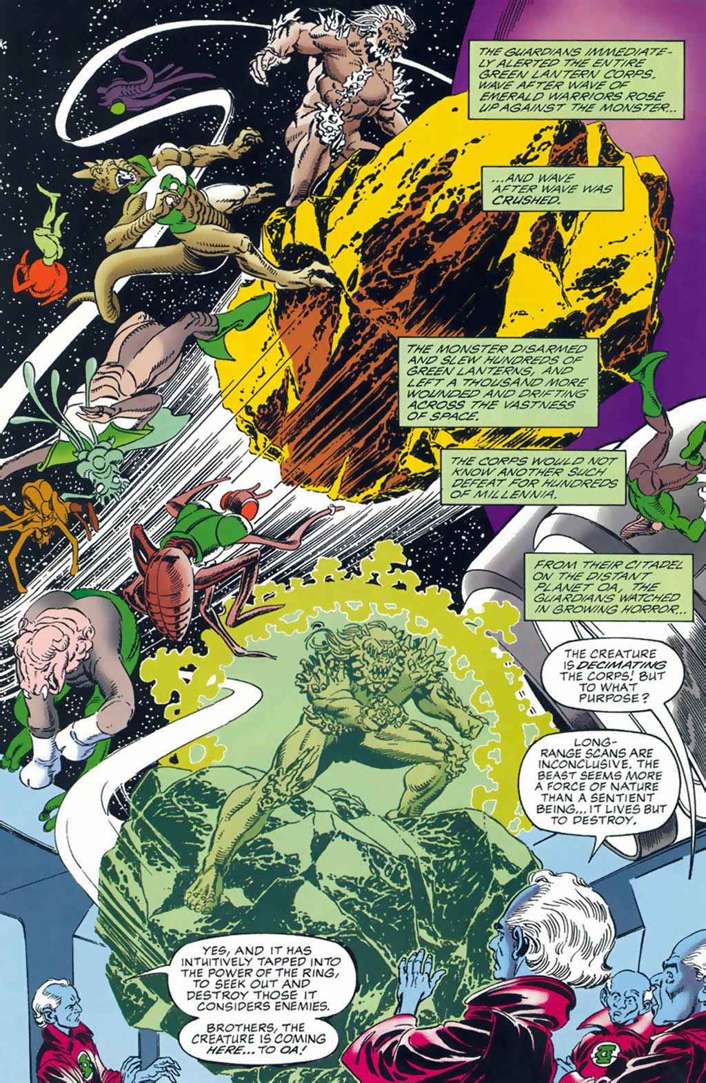 Read online Doomsday Annual comic -  Issue # Full - 40