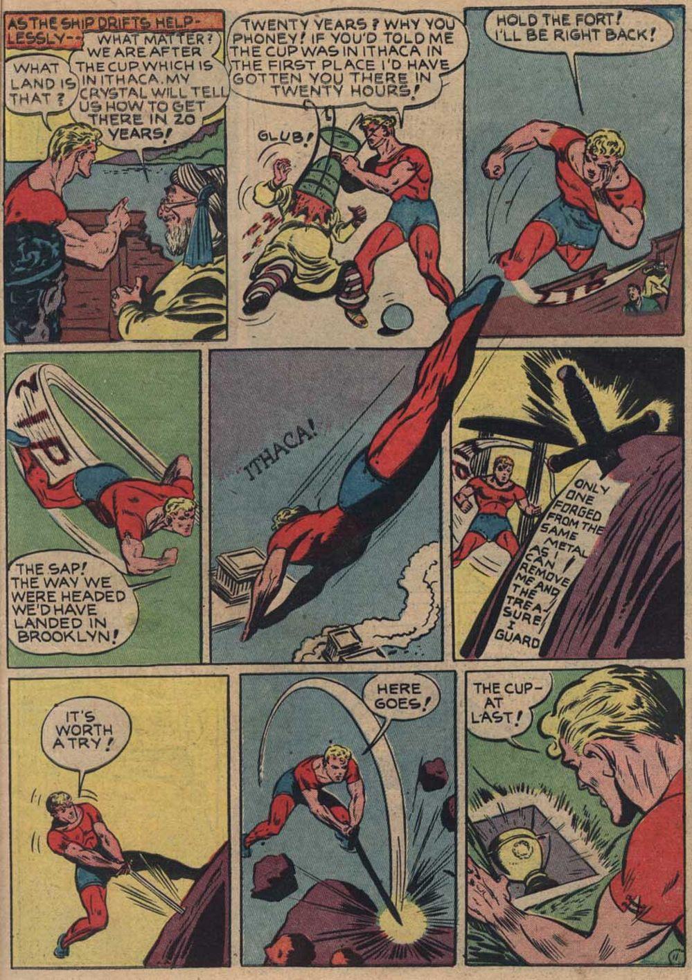 Zip Comics 25 Page 14