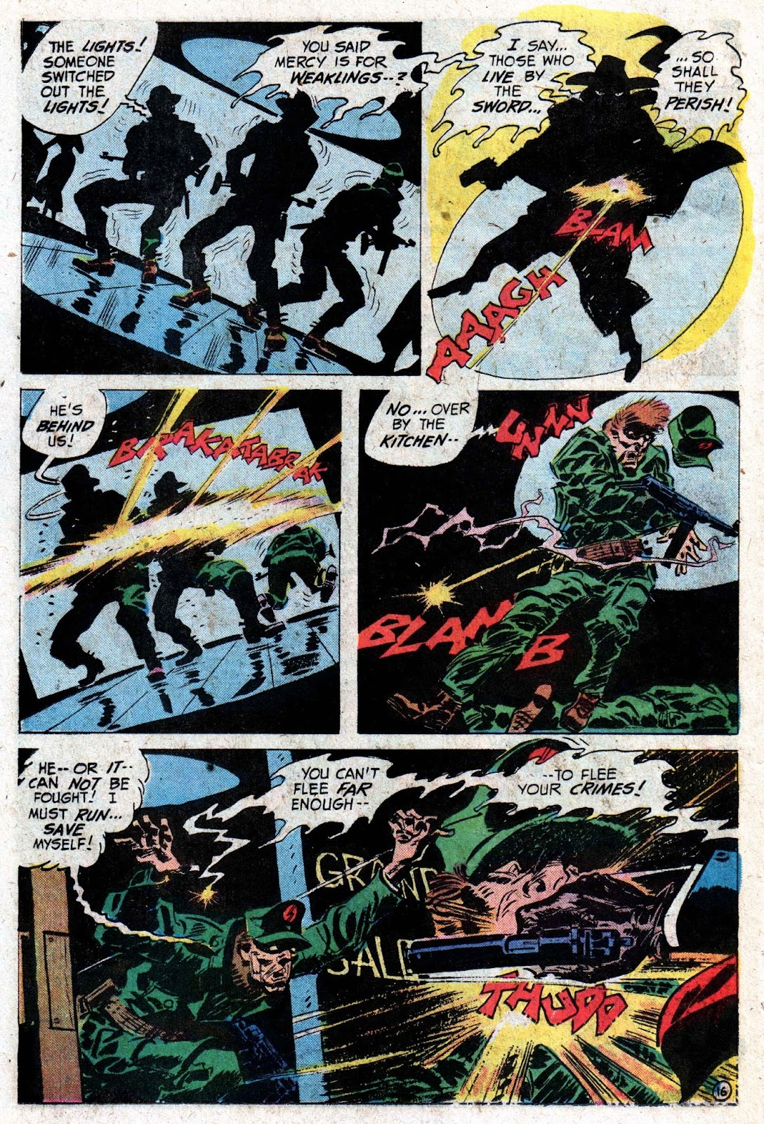 The Shadow (1973) issue 5 - Page 25