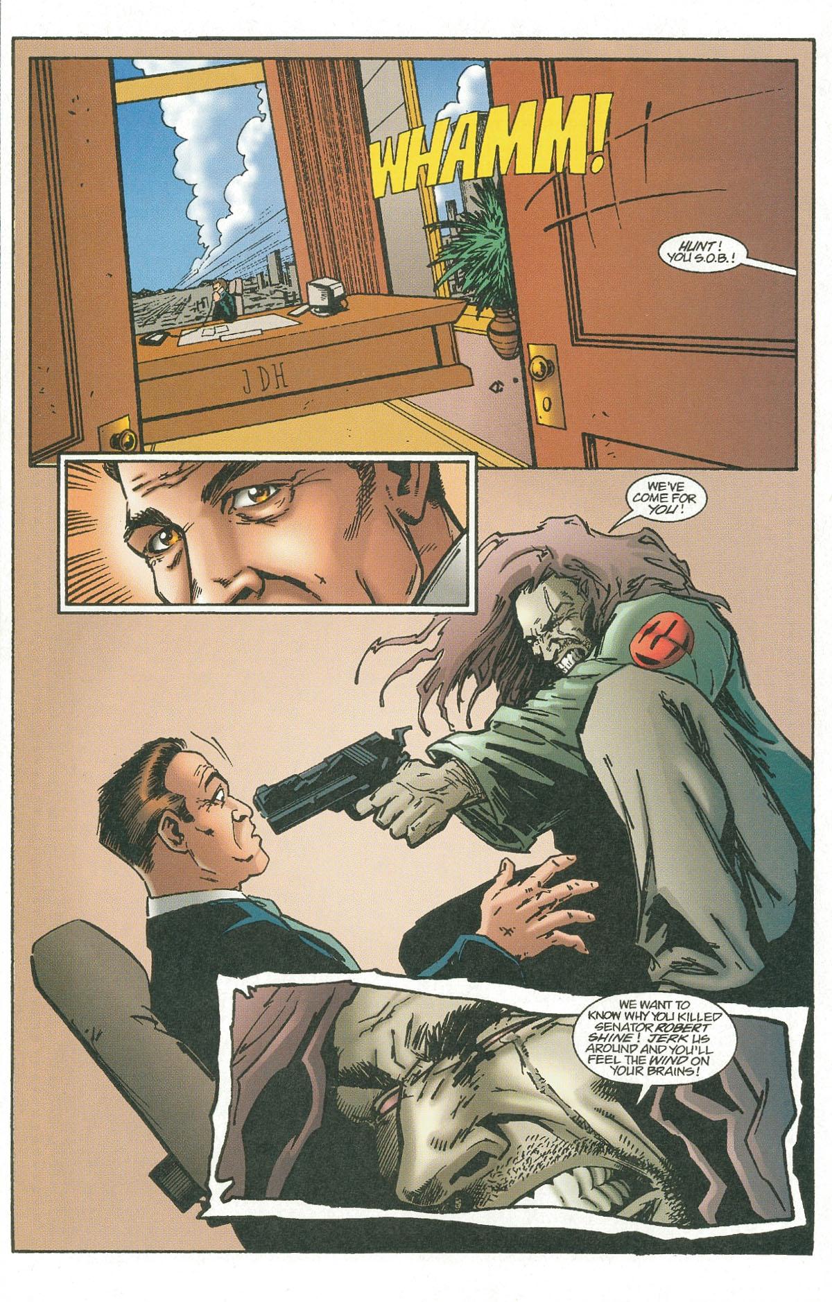 Read online UltraForce (1995) comic -  Issue #7 - 26