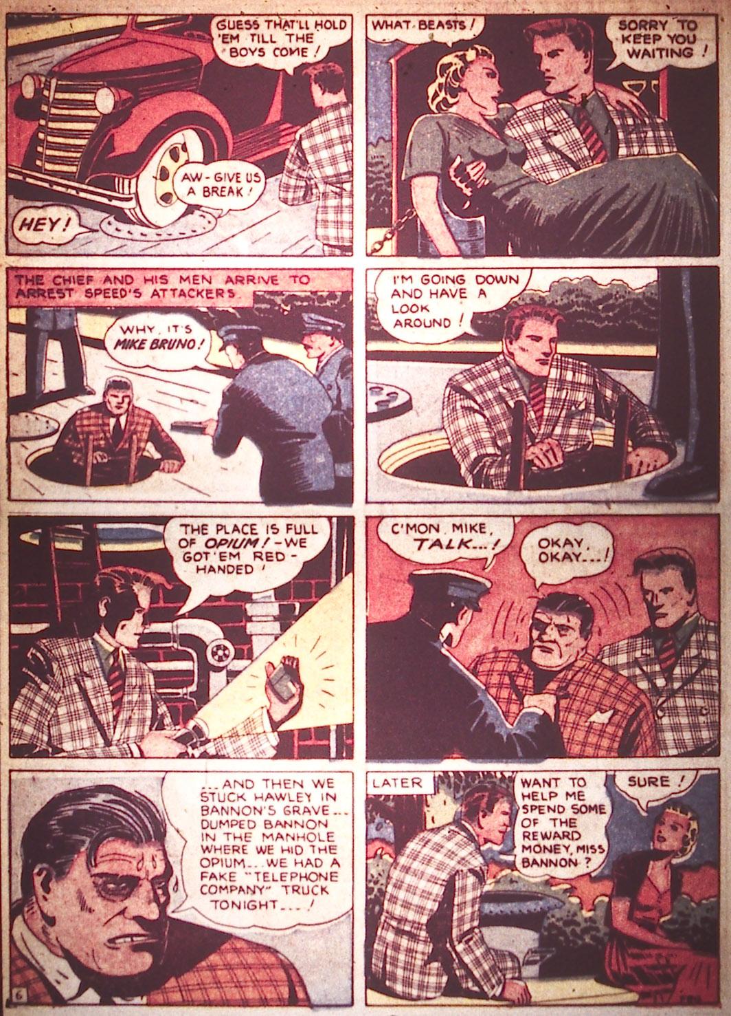 Read online Detective Comics (1937) comic -  Issue #16 - 8