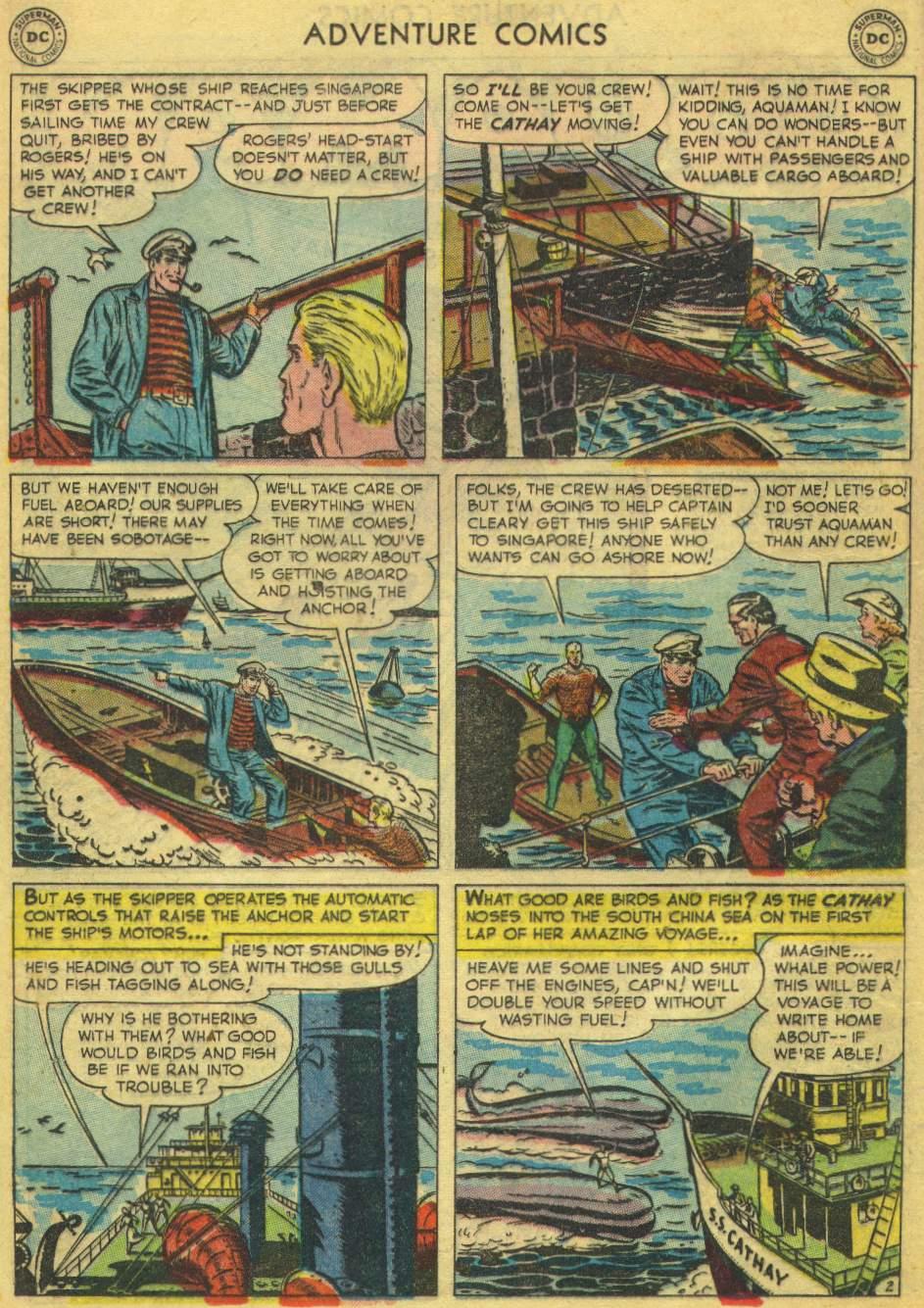 Read online Adventure Comics (1938) comic -  Issue #168 - 18