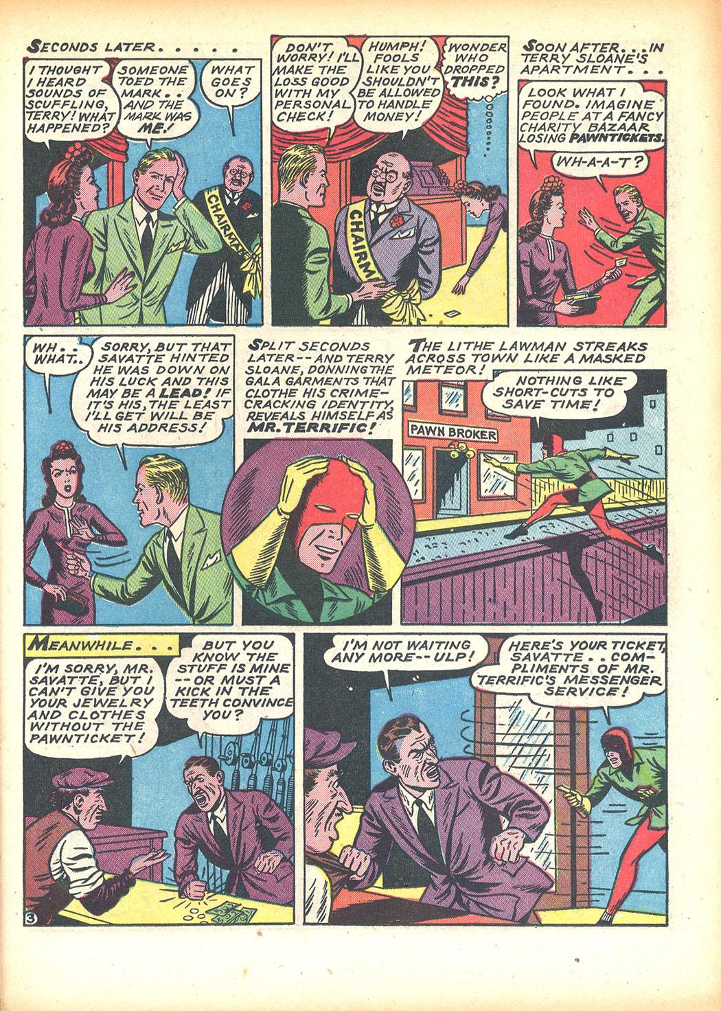 Read online Sensation (Mystery) Comics comic -  Issue #13 - 37