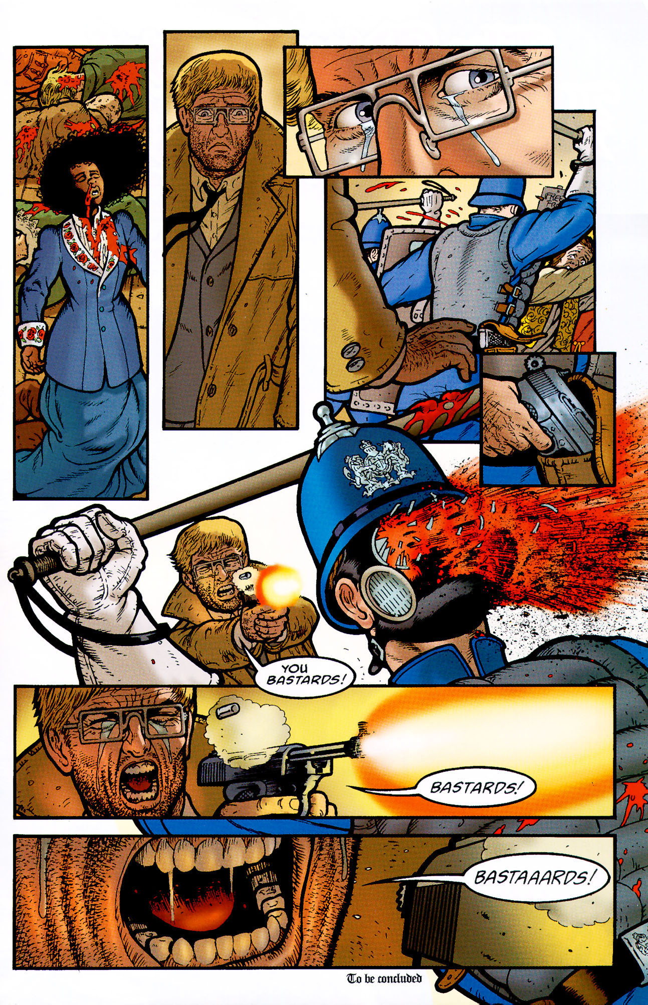 Read online Heart of Empire comic -  Issue #8 - 29