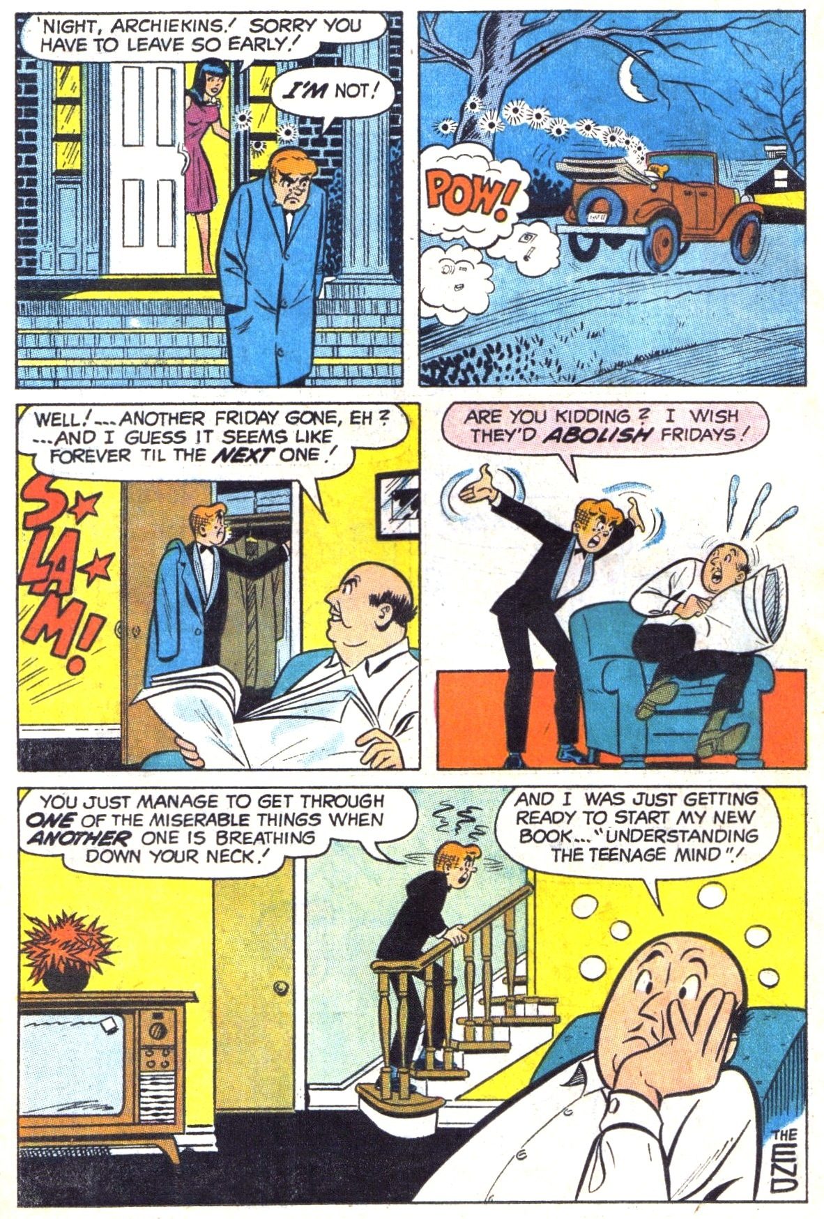 Read online Archie (1960) comic -  Issue #191 - 18