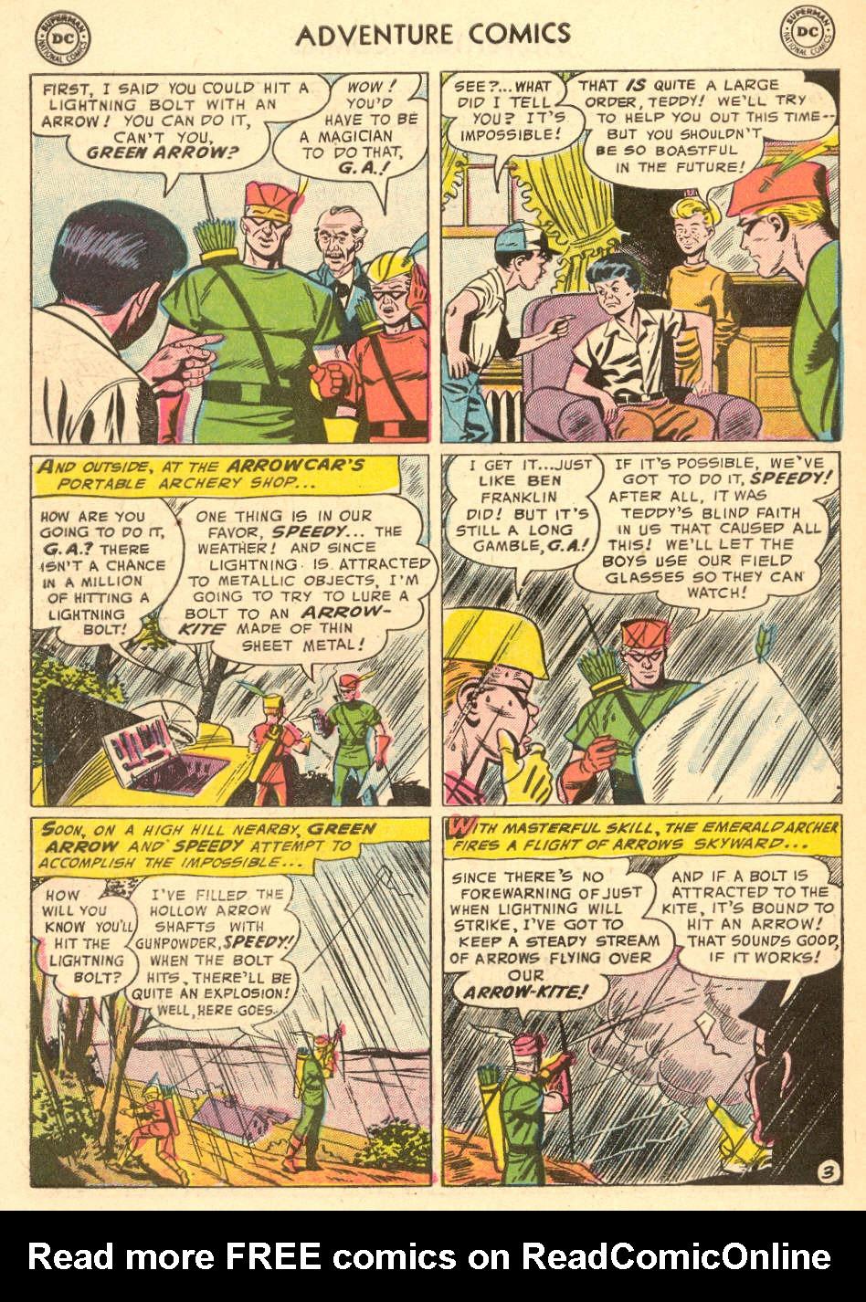 Read online Adventure Comics (1938) comic -  Issue #212 - 30