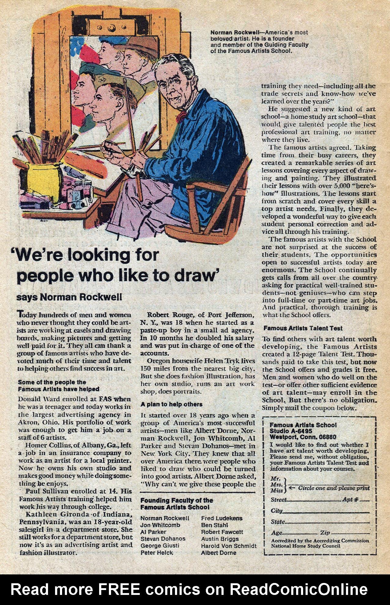 Read online Amazing Adventures (1970) comic -  Issue #4 - 34