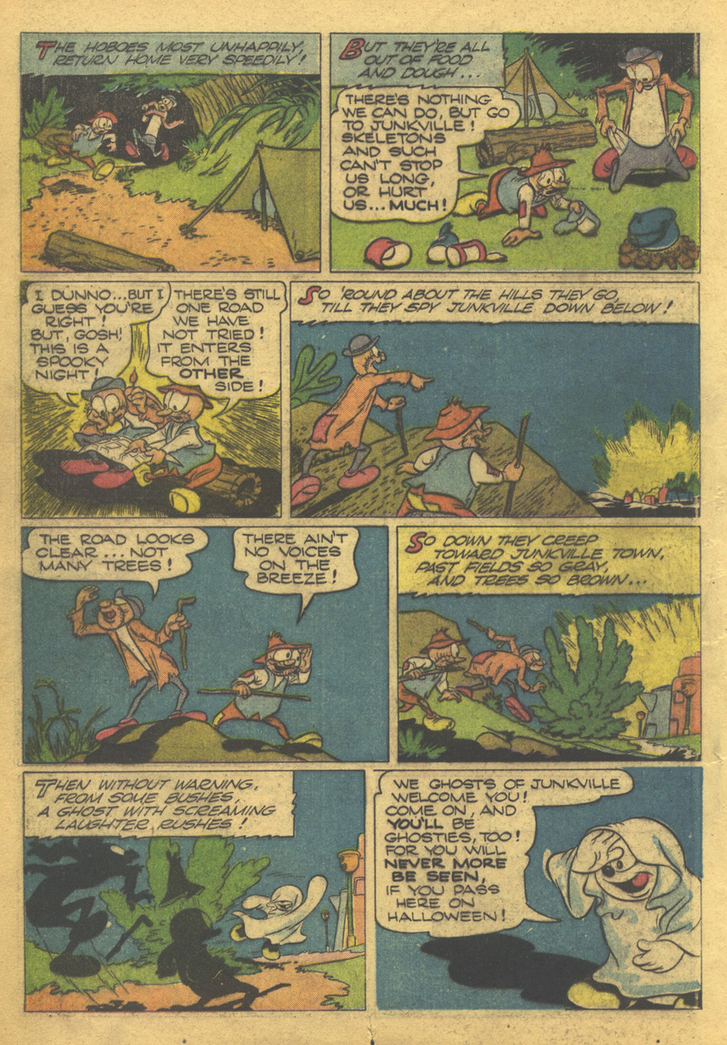 Walt Disney's Comics and Stories issue 86 - Page 18