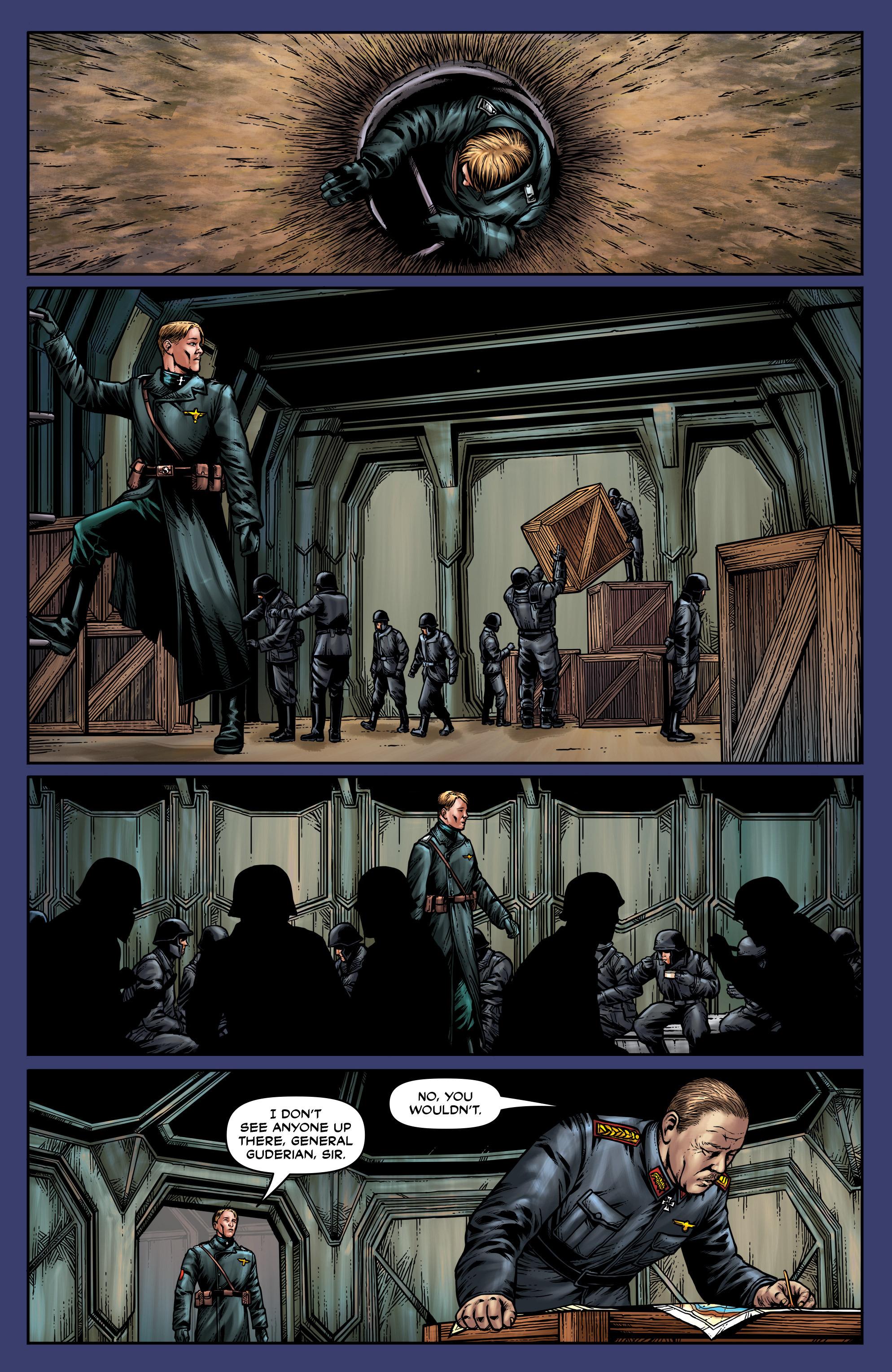 Read online Uber: Invasion comic -  Issue #3 - 6