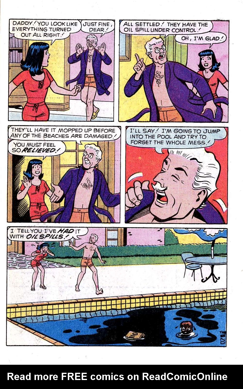 Read online Archie (1960) comic -  Issue #248 - 33