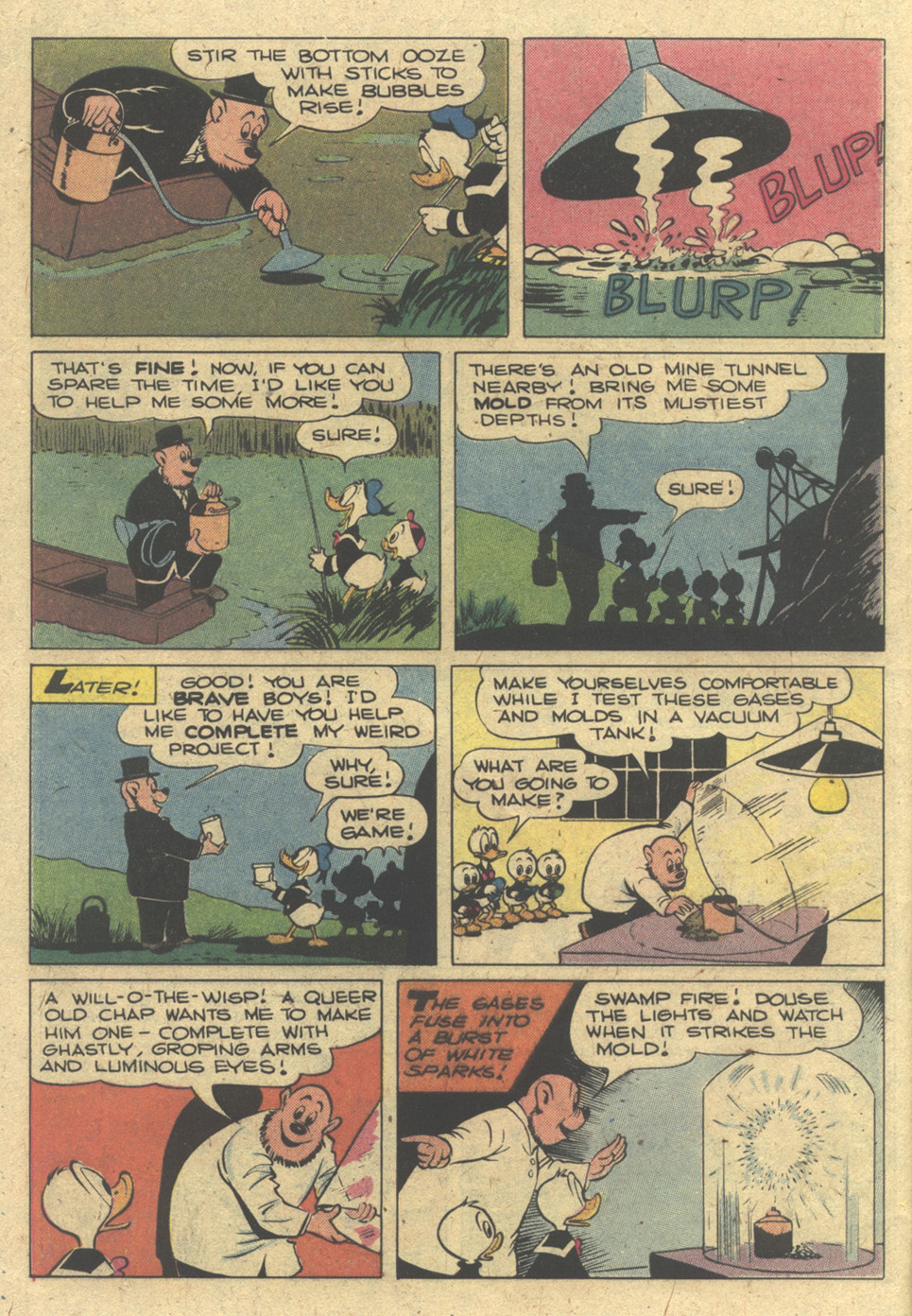 Read online Uncle Scrooge (1953) comic -  Issue #175 - 10