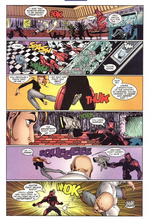 Read online Alpha Flight (1997) comic -  Issue #1 - 13