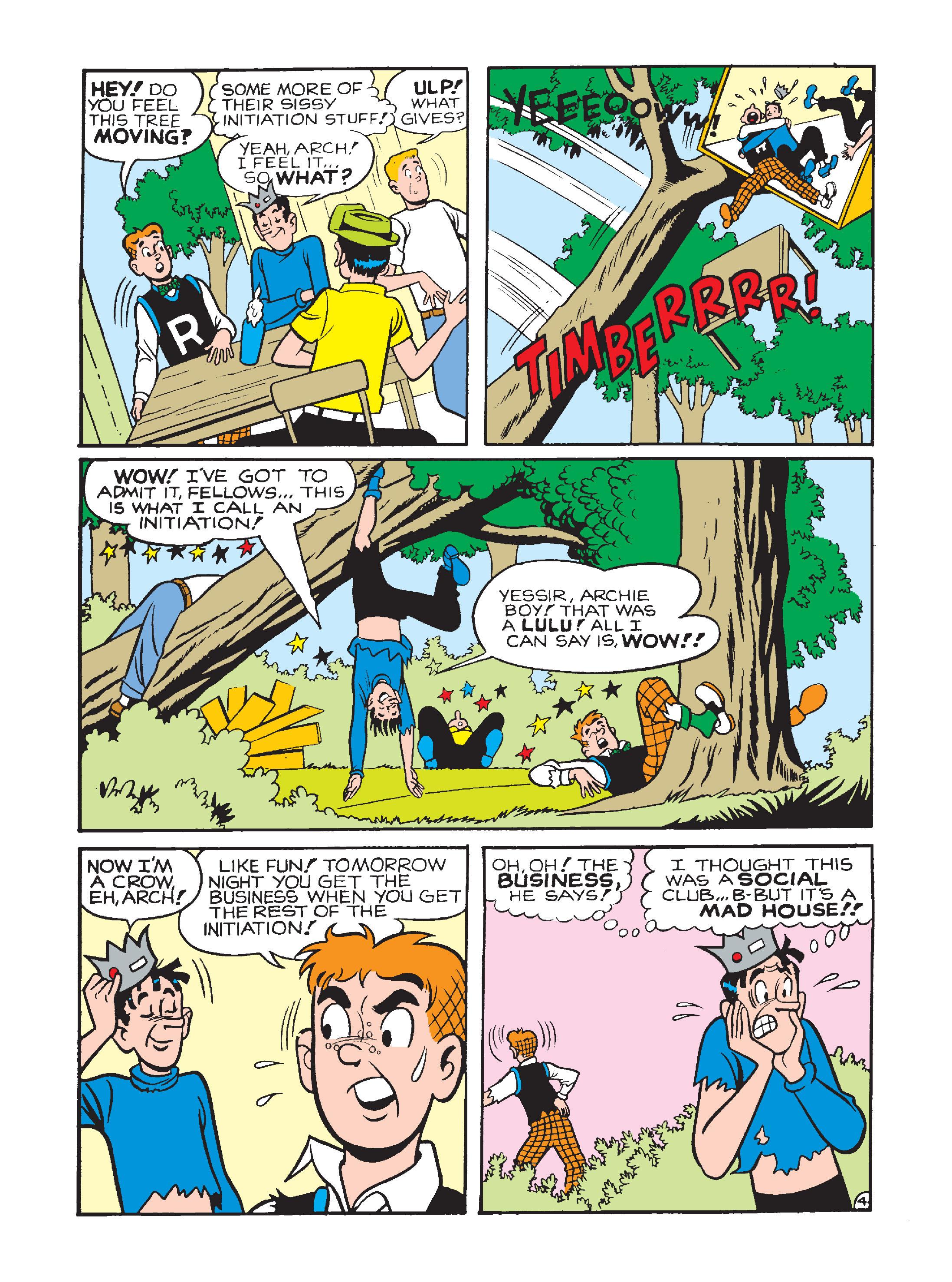 Read online Archie 1000 Page Comics Bonanza comic -  Issue #2 (Part 1) - 37