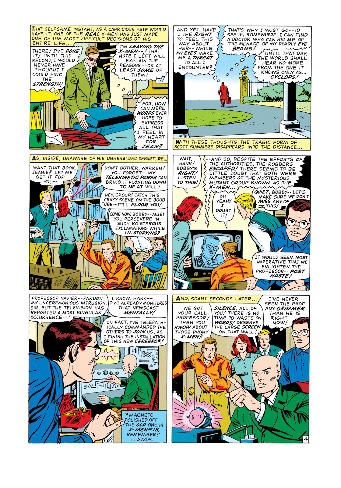 Uncanny X-Men (1963) issue 20 - Page 5