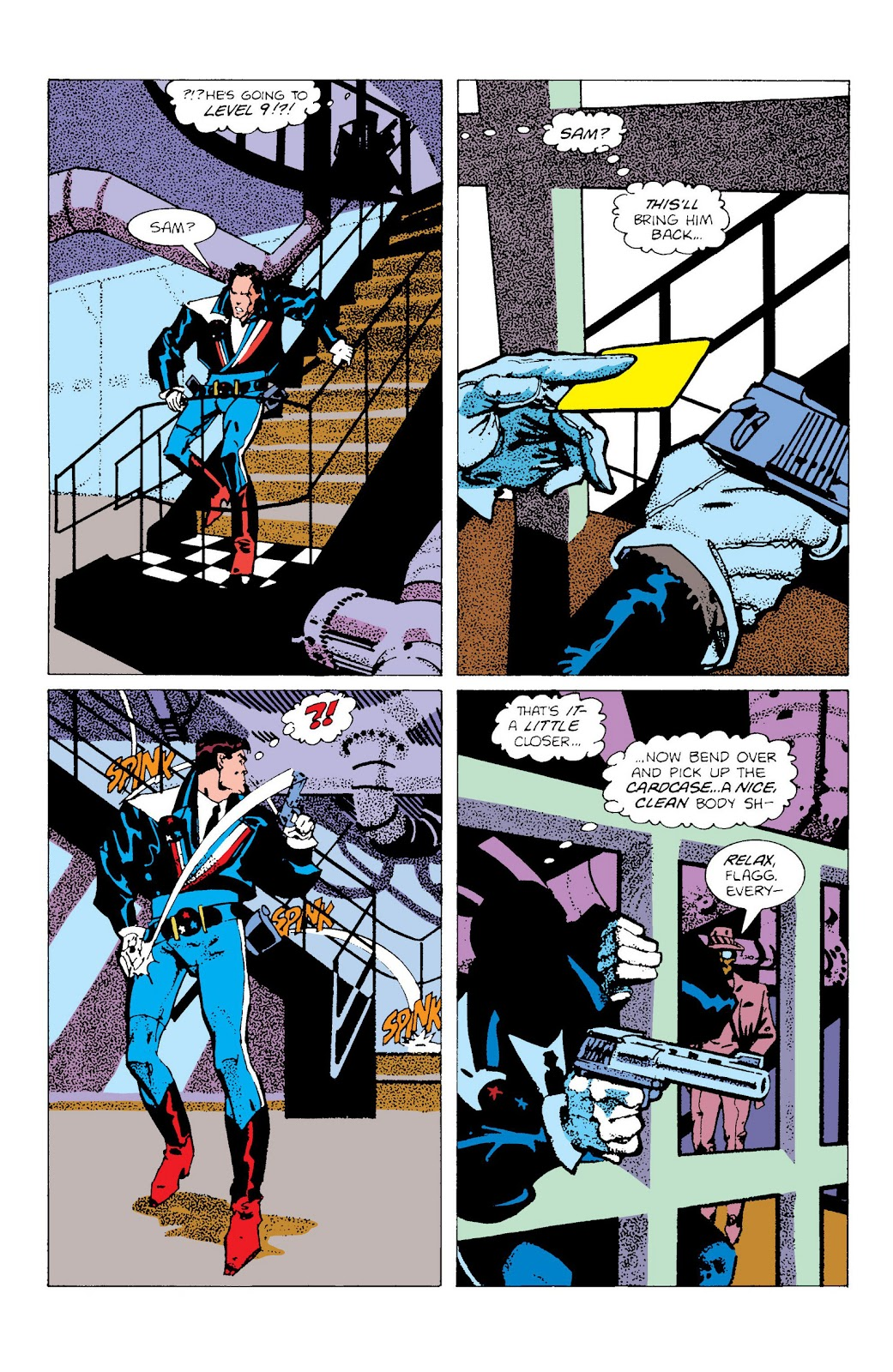 American Flagg! issue Definitive Collection (Part 2) - Page 84