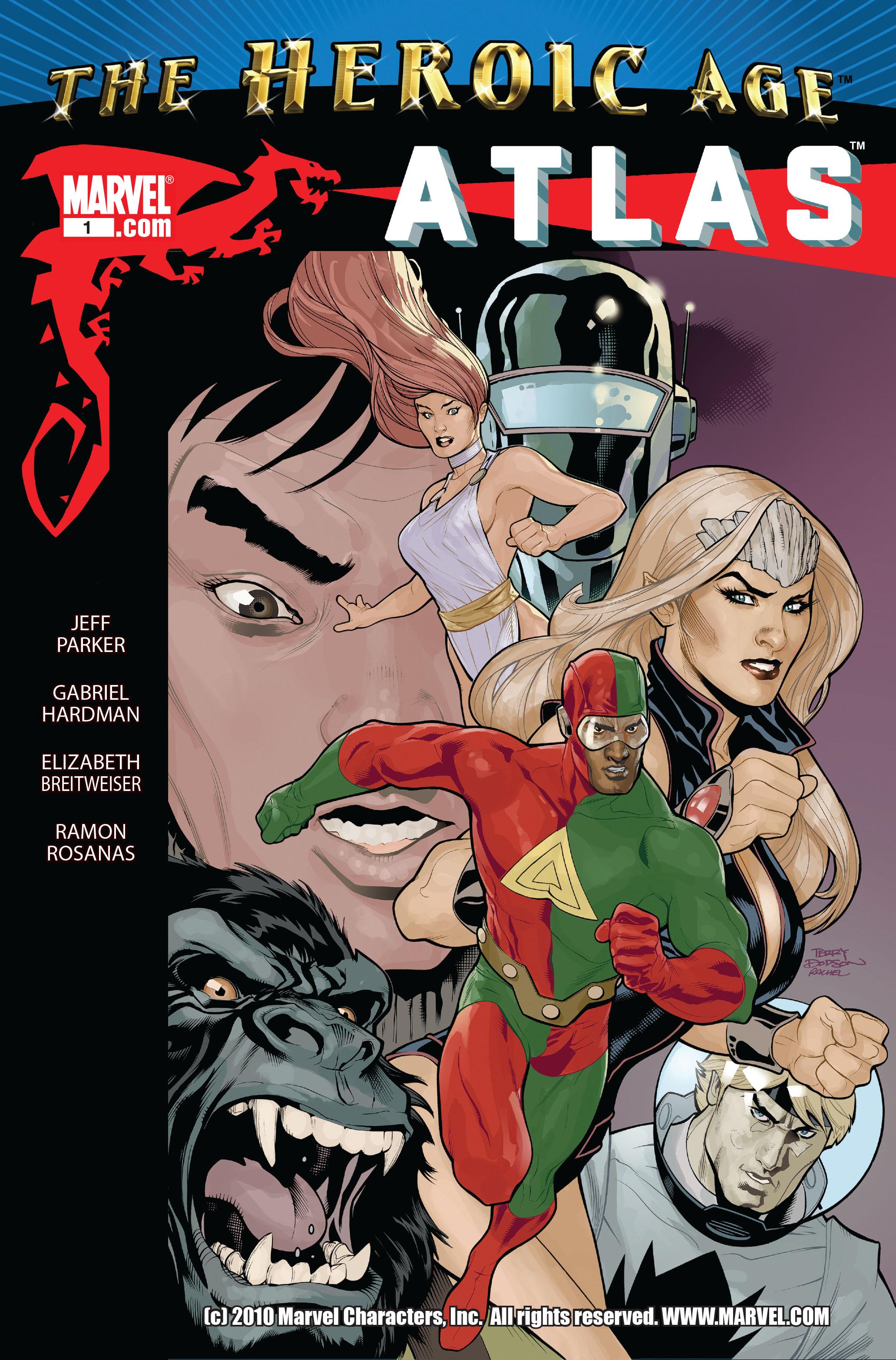 Read online Atlas comic -  Issue #Atlas _TPB - 51