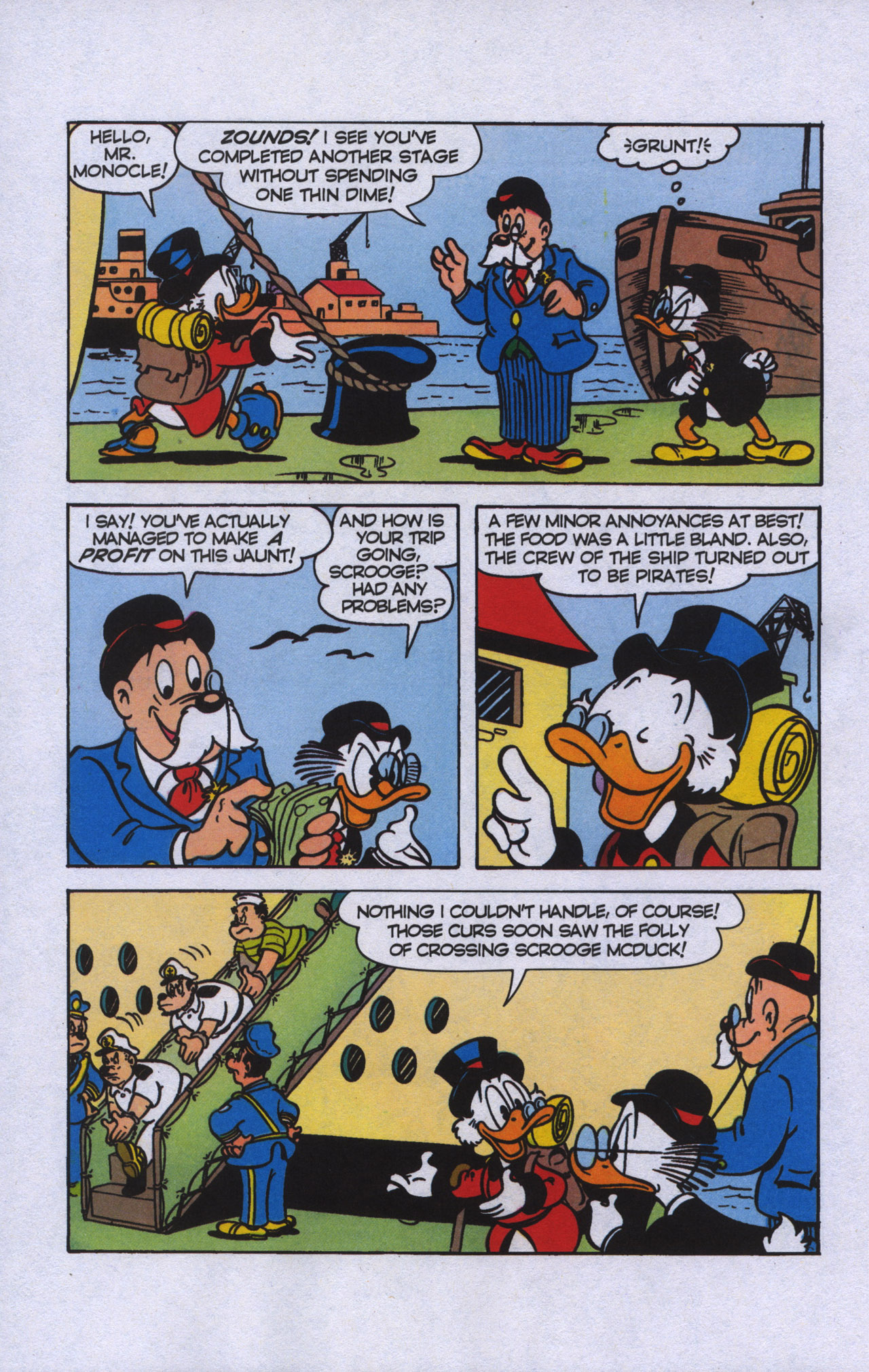 Read online Uncle Scrooge (1953) comic -  Issue #389 - 25