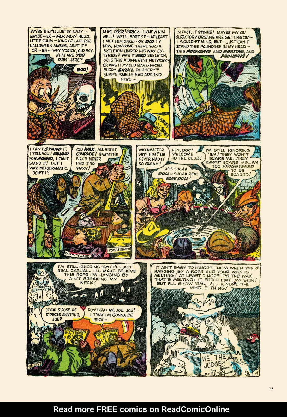 Read online Sincerest Form of Parody: The Best 1950s MAD-Inspired Satirical Comics comic -  Issue # TPB (Part 1) - 76