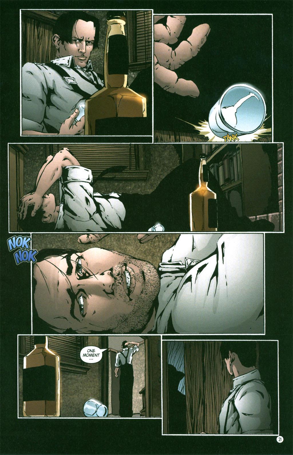 Read online Rex Mundi comic -  Issue #2 - 22
