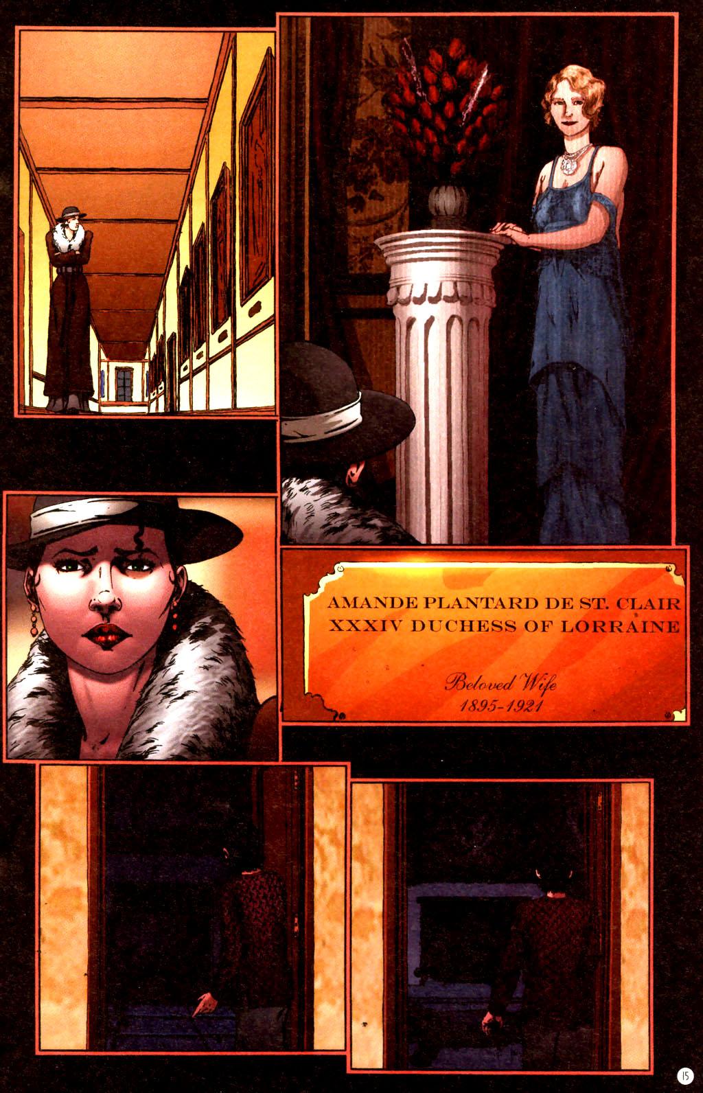 Read online Rex Mundi comic -  Issue #9 - 19