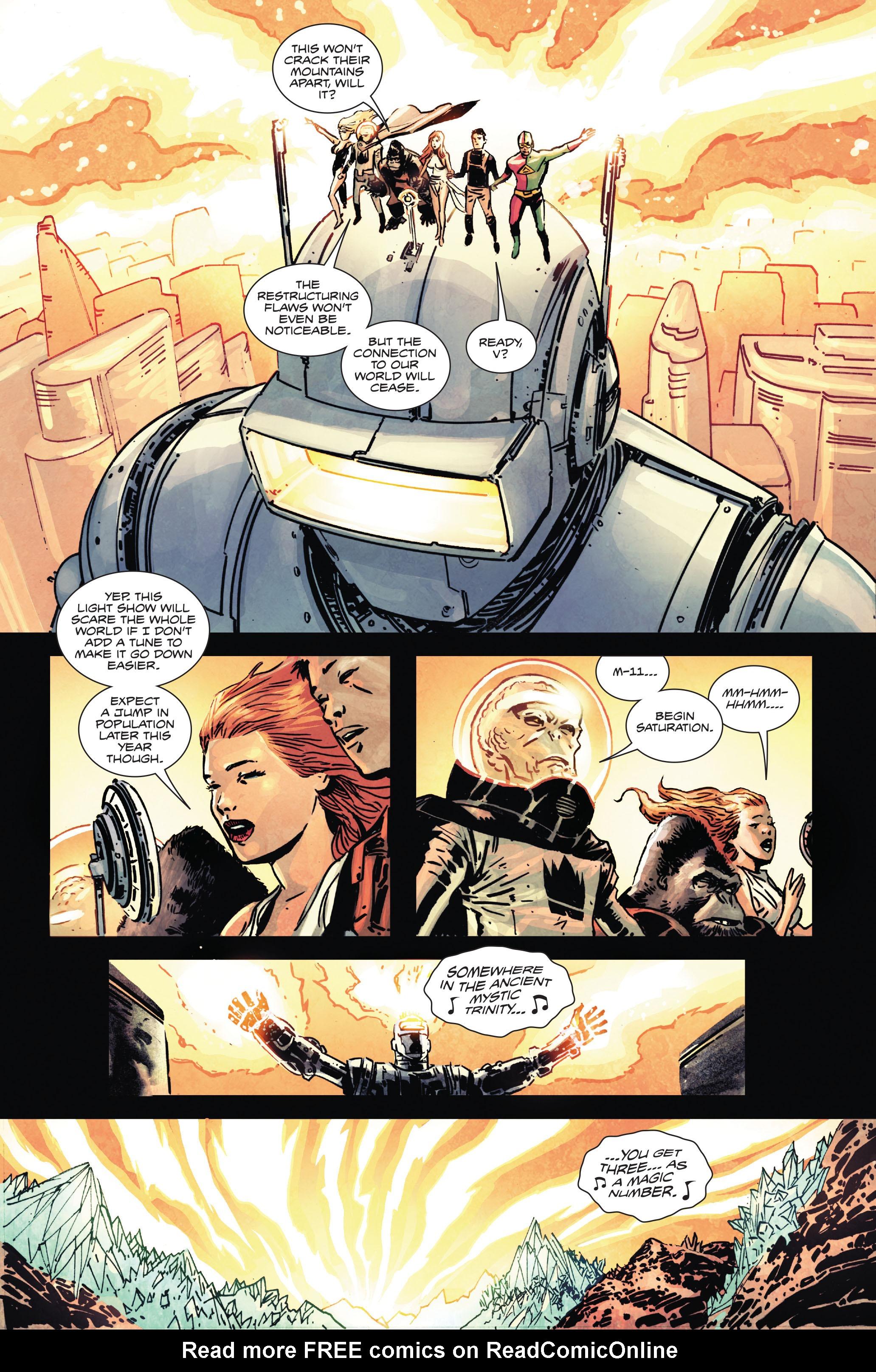 Read online Atlas comic -  Issue #5 - 22