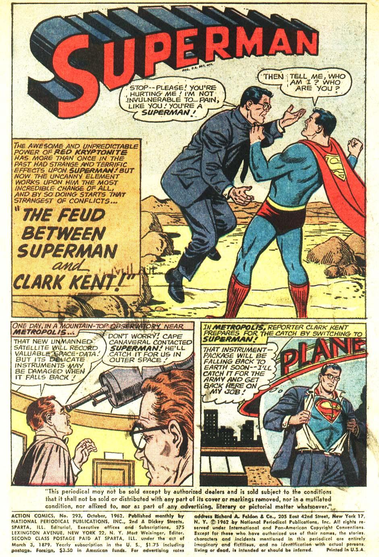 Action Comics (1938) 293 Page 1