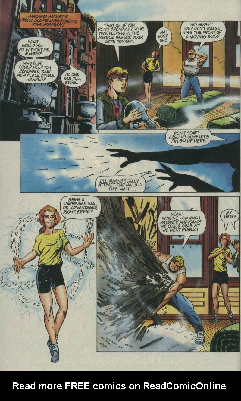 Read online Secret Weapons comic -  Issue #4 - 6