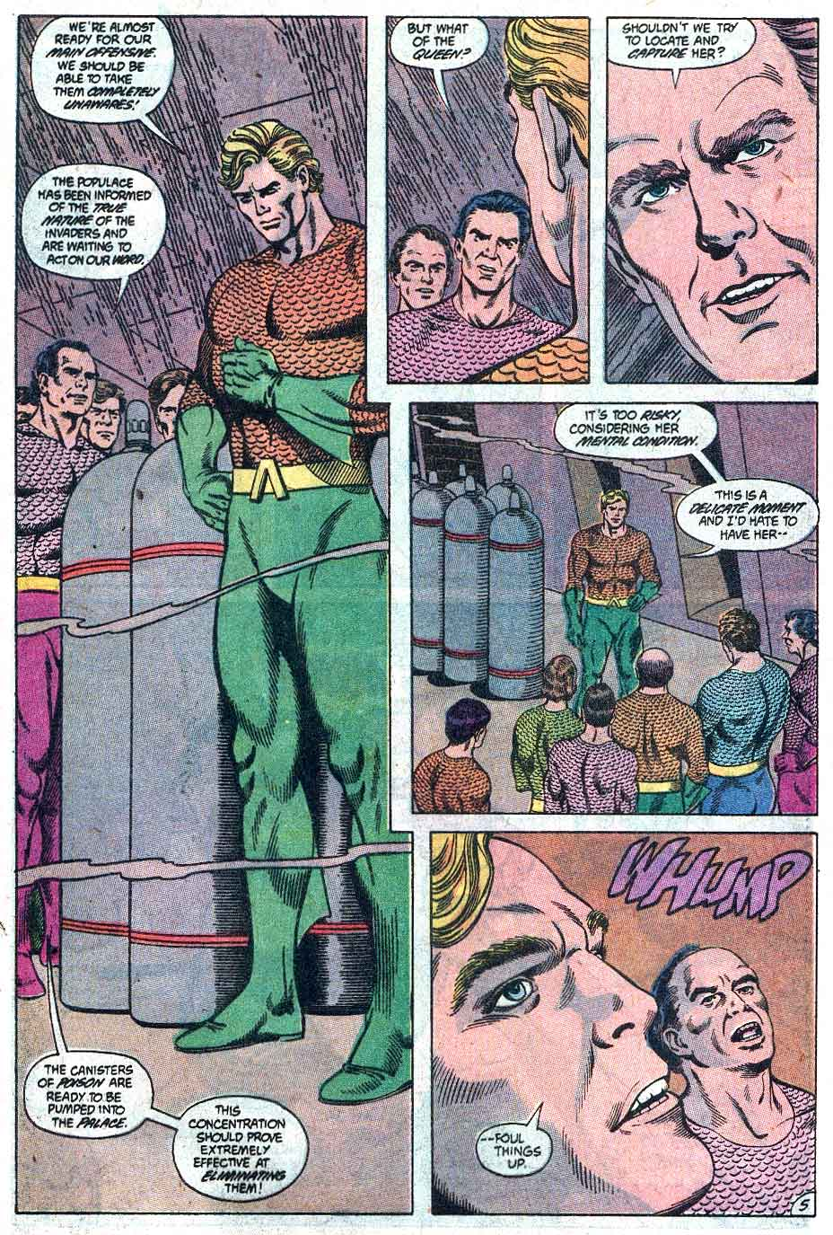 Read online Aquaman (1989) comic -  Issue #3 - 6