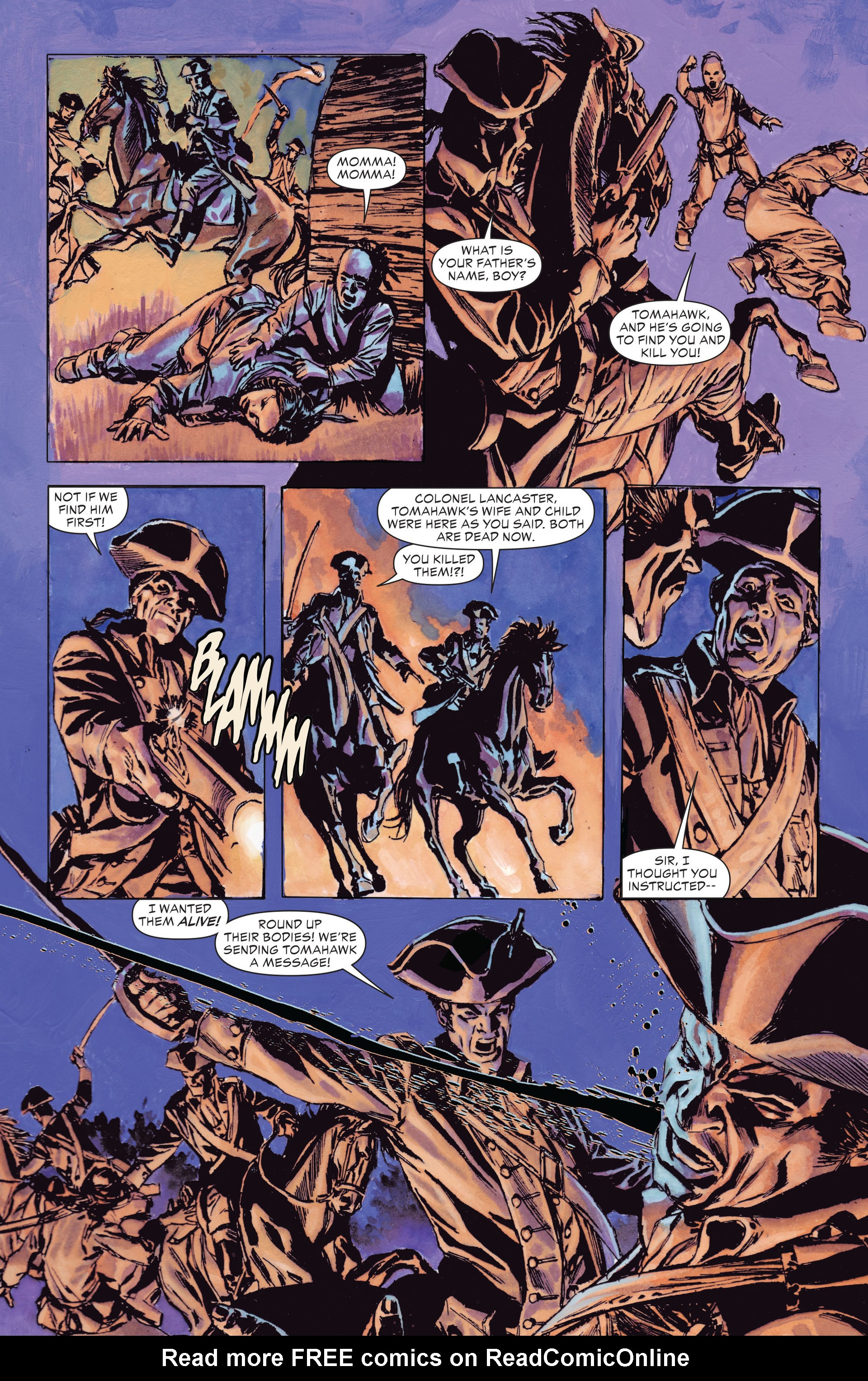 Read online All-Star Western (2011) comic -  Issue #13 - 29
