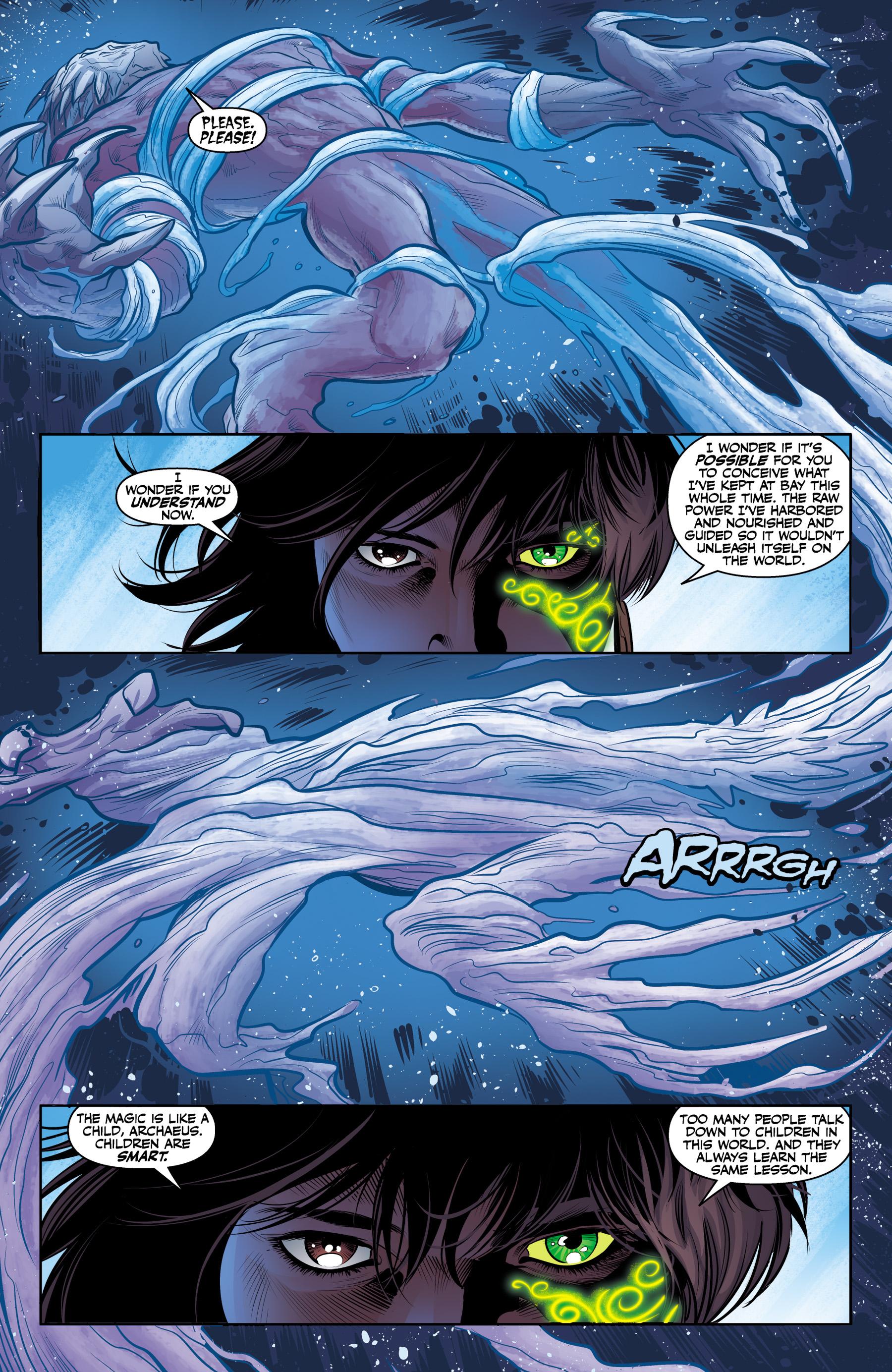 Read online Angel & Faith Season 10 comic -  Issue #25 - 14