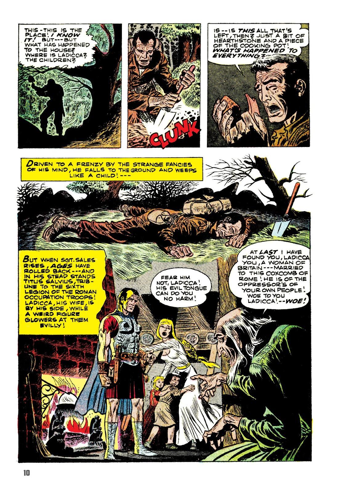 Read online The Joe Kubert Archives comic -  Issue # TPB (Part 1) - 21