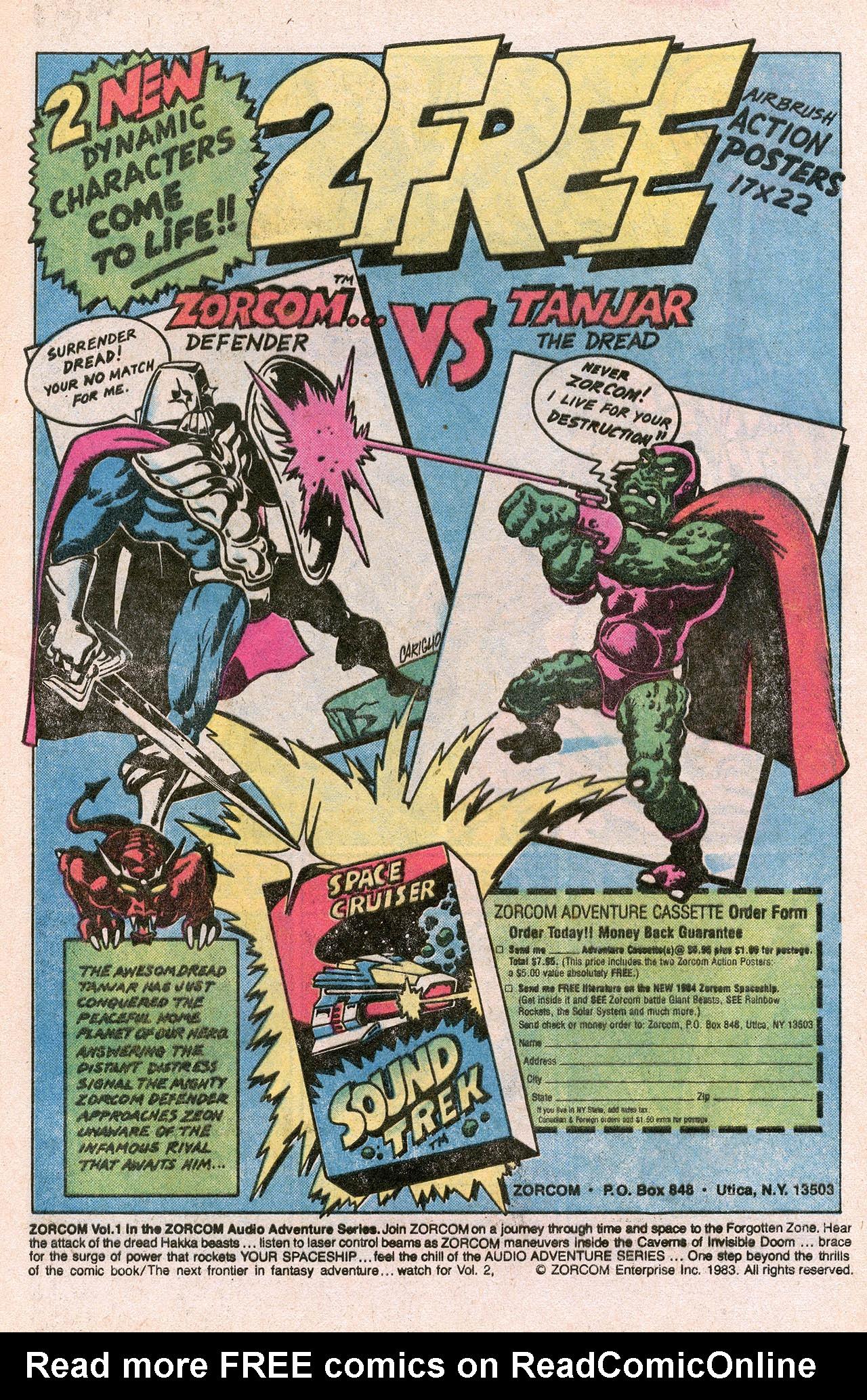 Read online Alpha Flight (1983) comic -  Issue #10 - 9