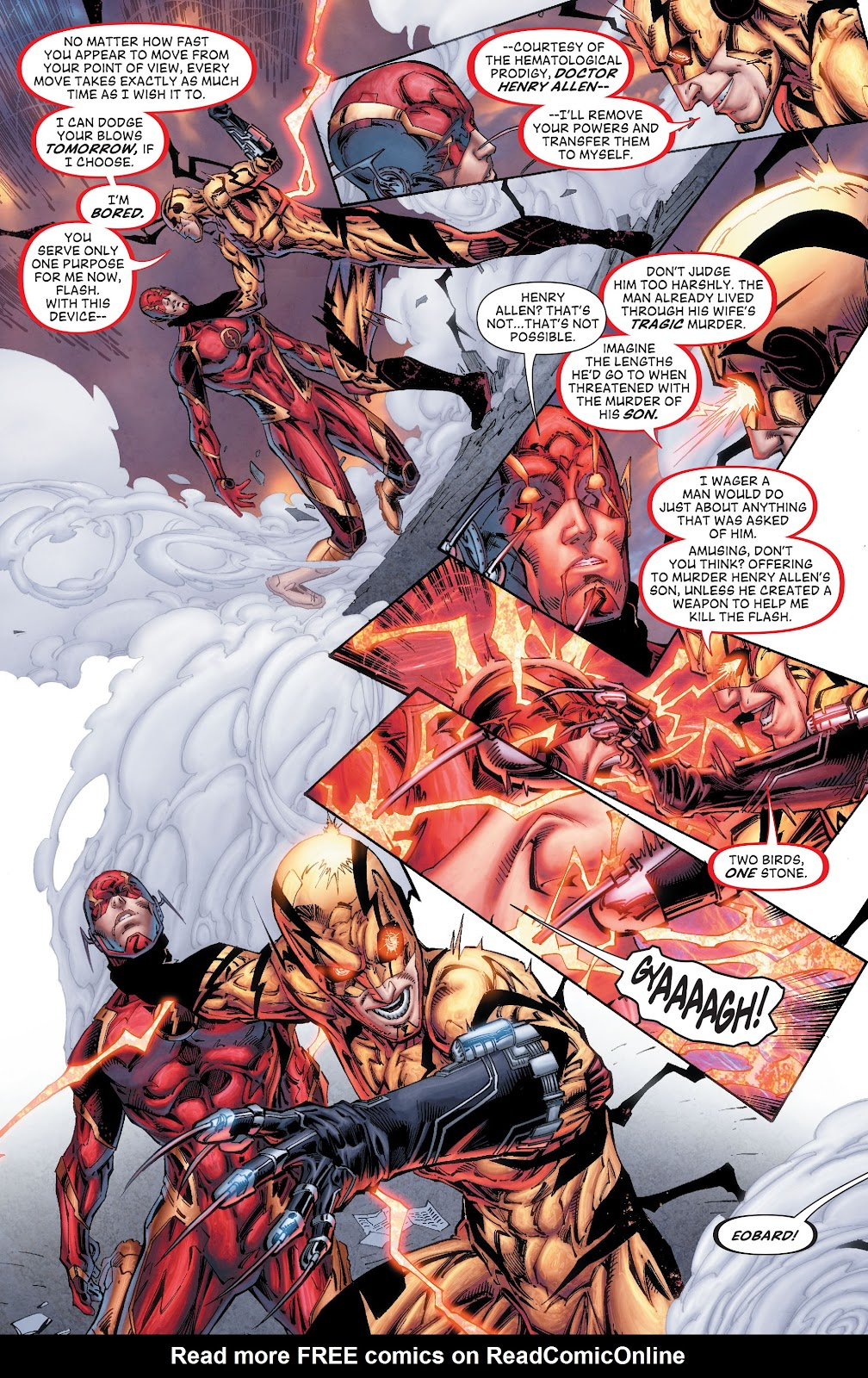 Read online The Flash (2011) comic -  Issue # _TPB 8 (Part 2) - 76
